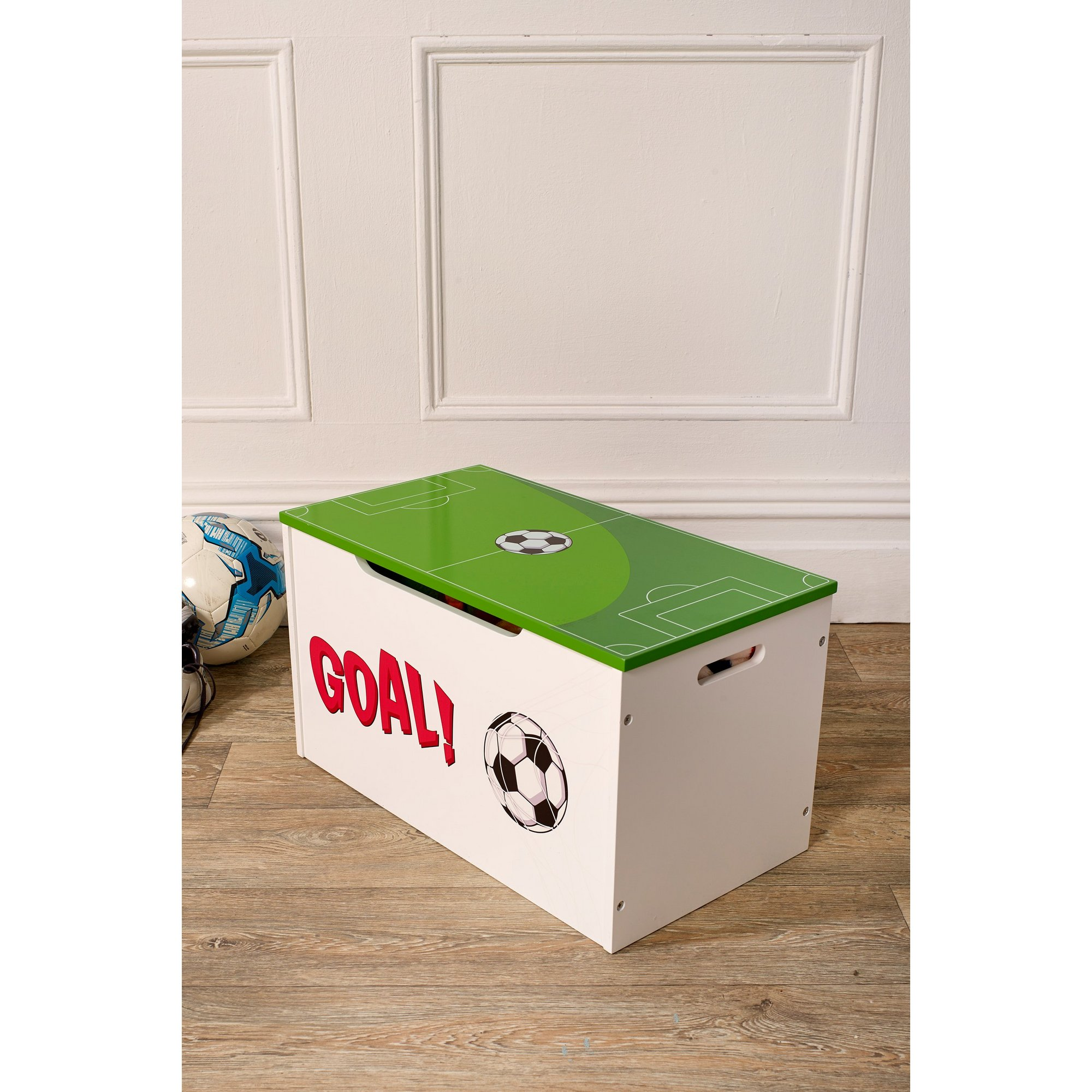 Image of Football Toy Box