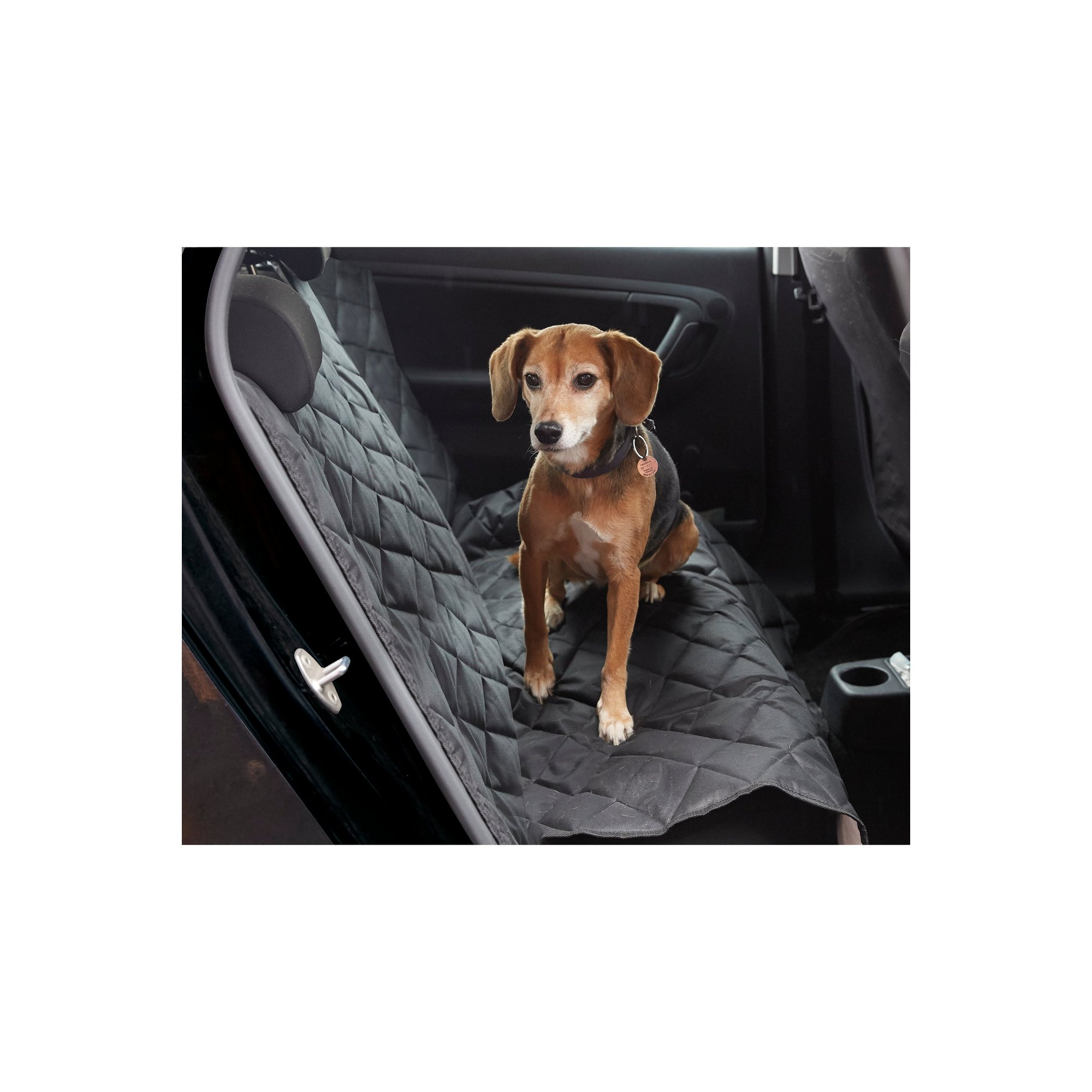 Image of Quilted Waterproof Pet Seat Cover