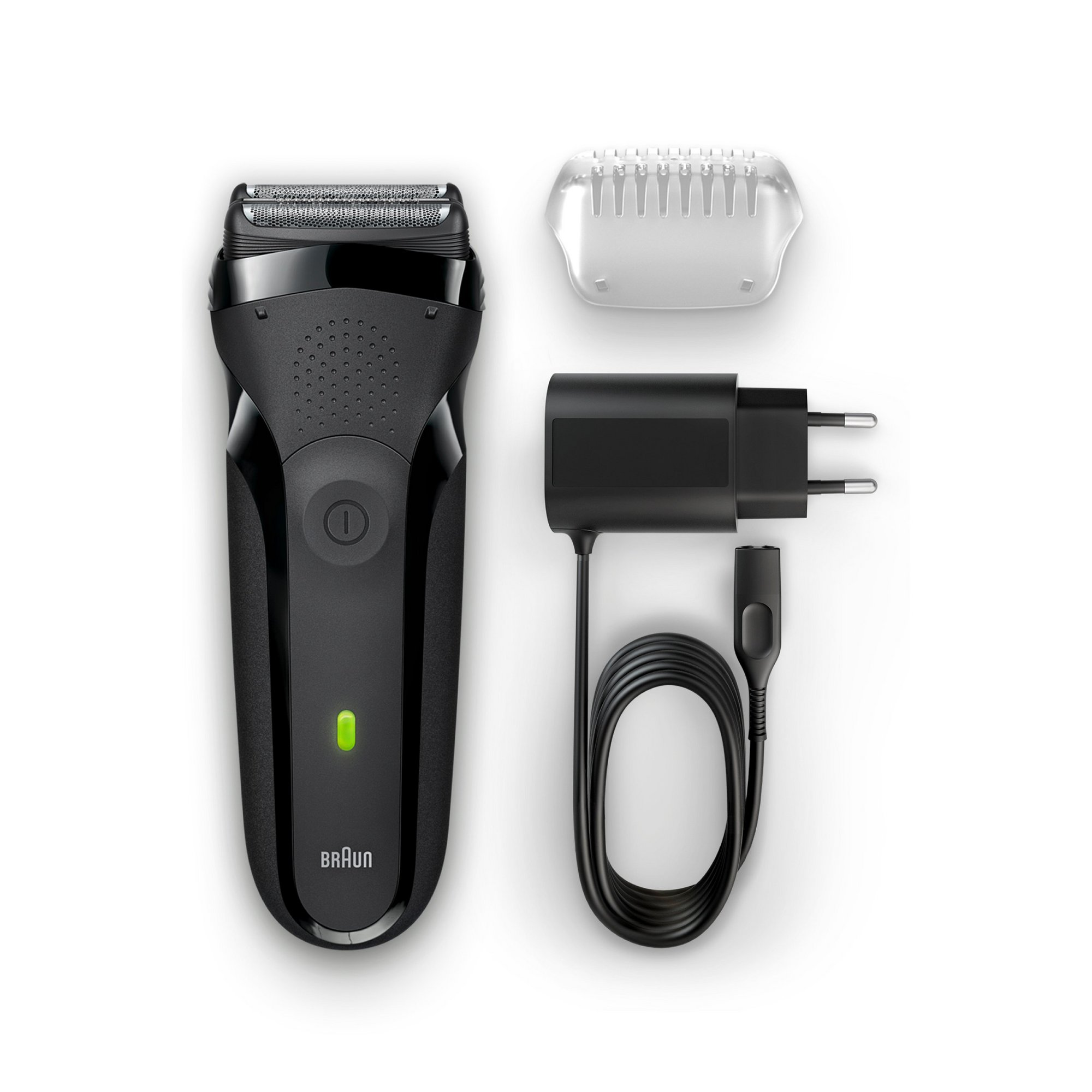 Image of Braun Series 3 300s Rechargeable Shaver