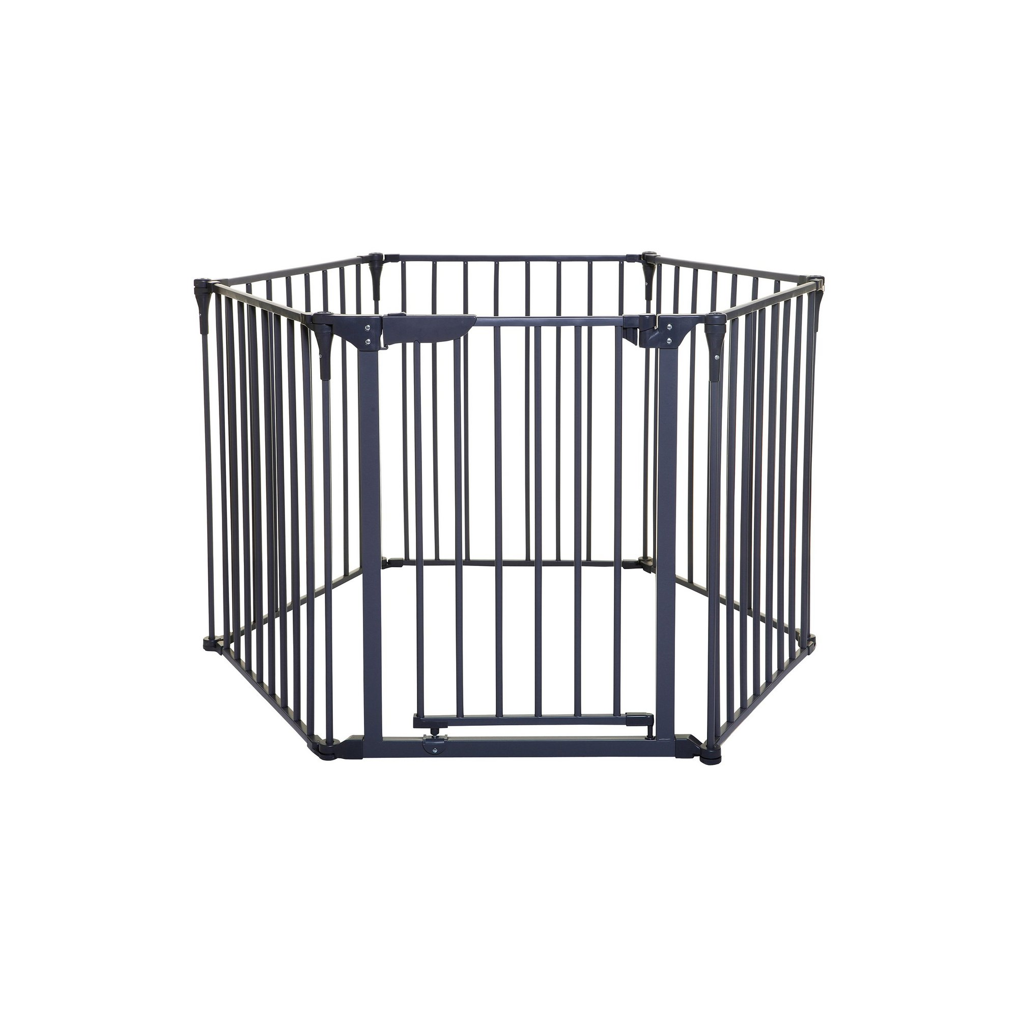 Image of Royal Converta Playpen - Charcoal
