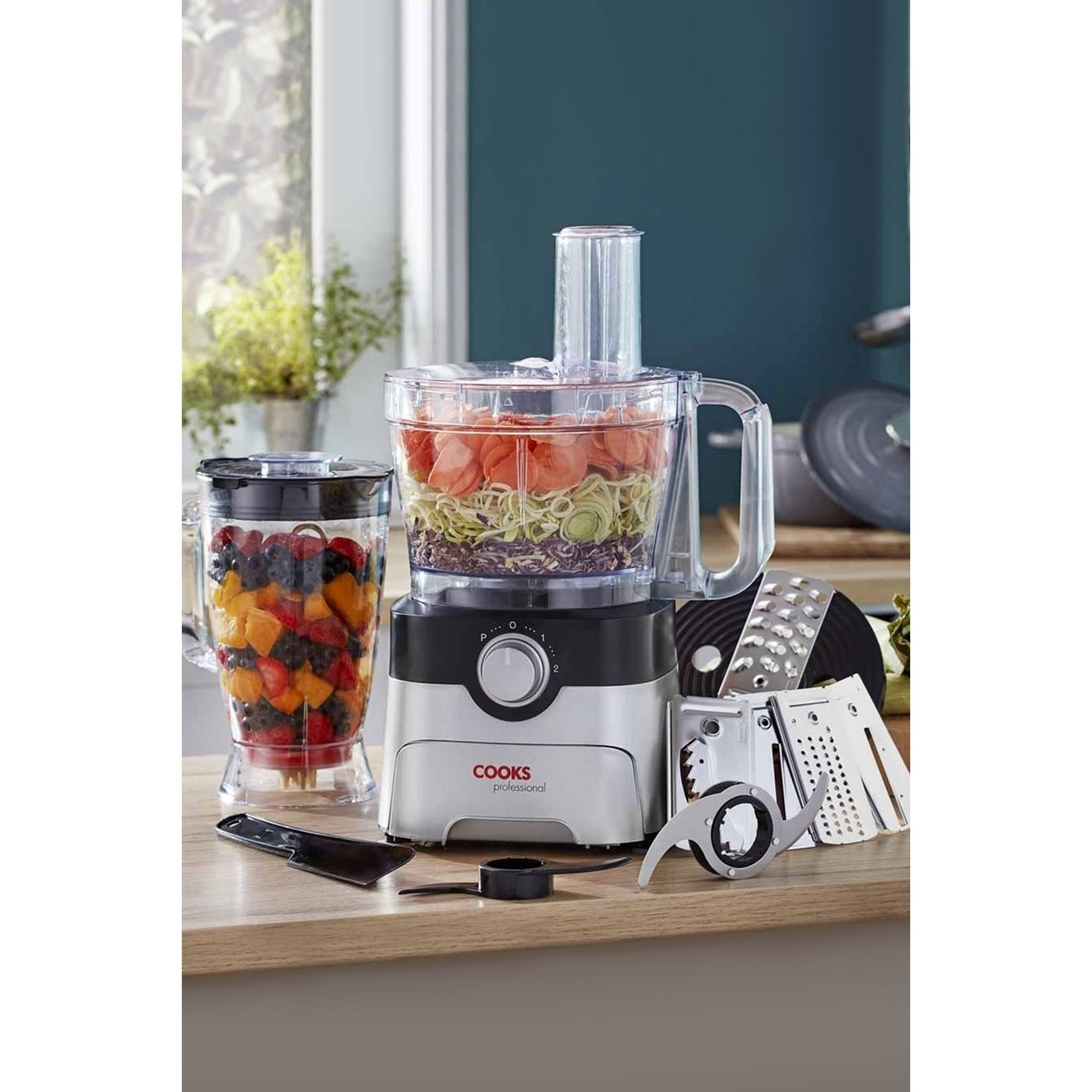 Image of Cooks Professional 1000w Food Processor