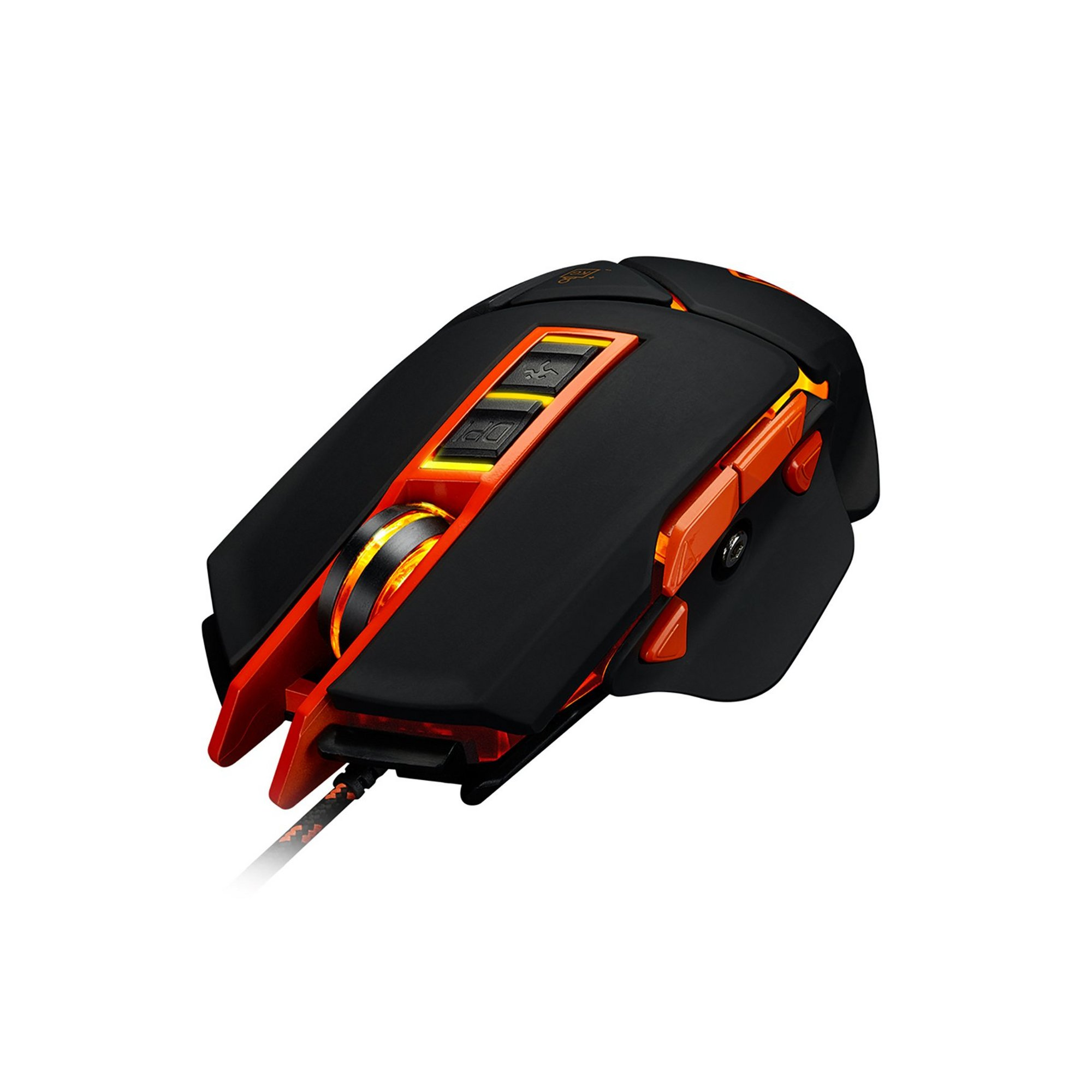 Image of Canyon Wired 9 Button USB LED Gaming Mouse with Adjustable DPI