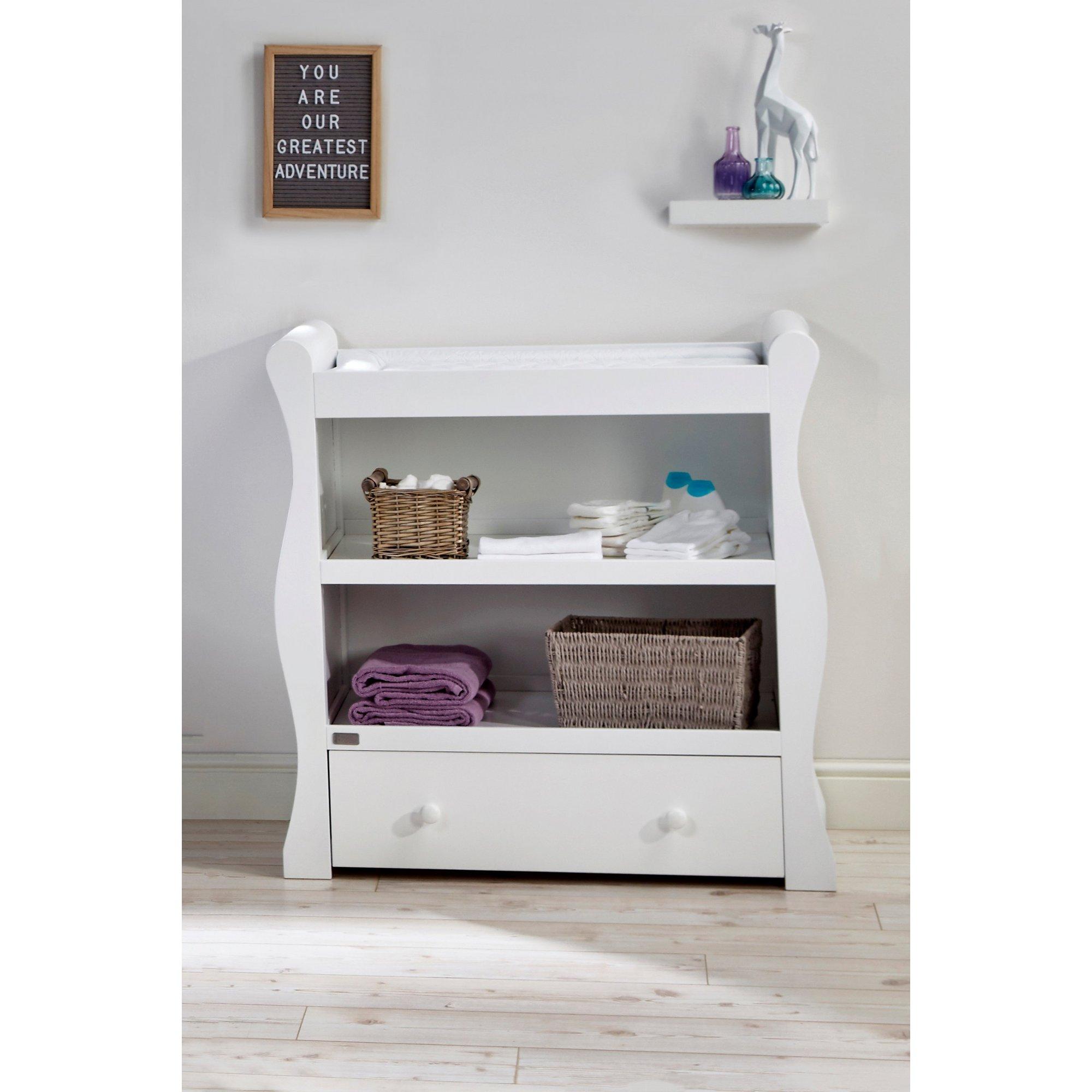 Image of Nebraska Sleigh Dresser