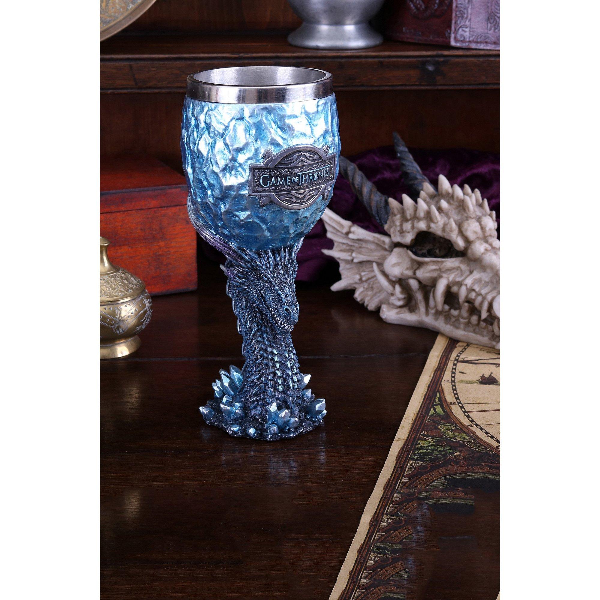 Image of Game of Thrones Viserion White Walker Goblet
