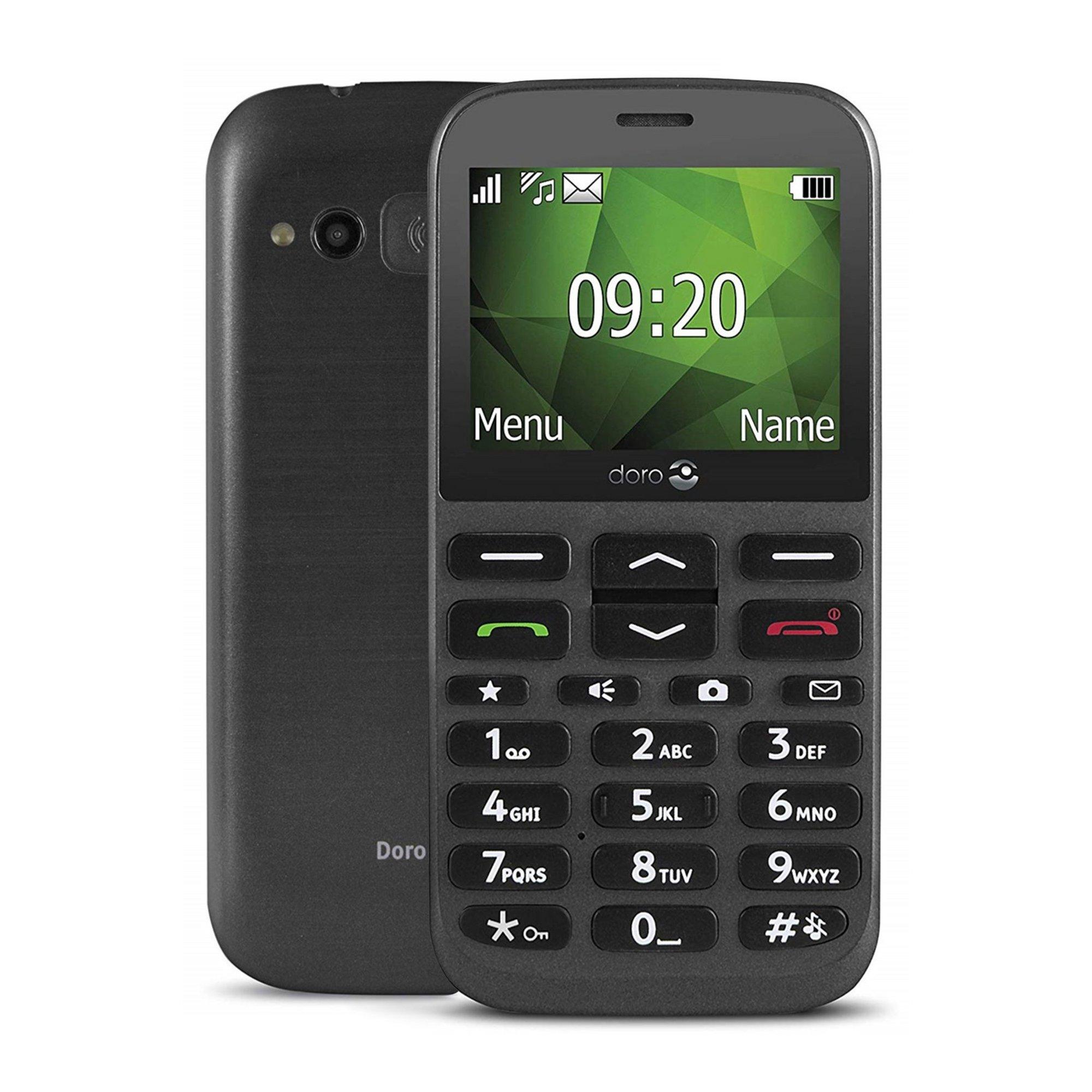 Image of SIM Free Doro 1370 Mobile Phone