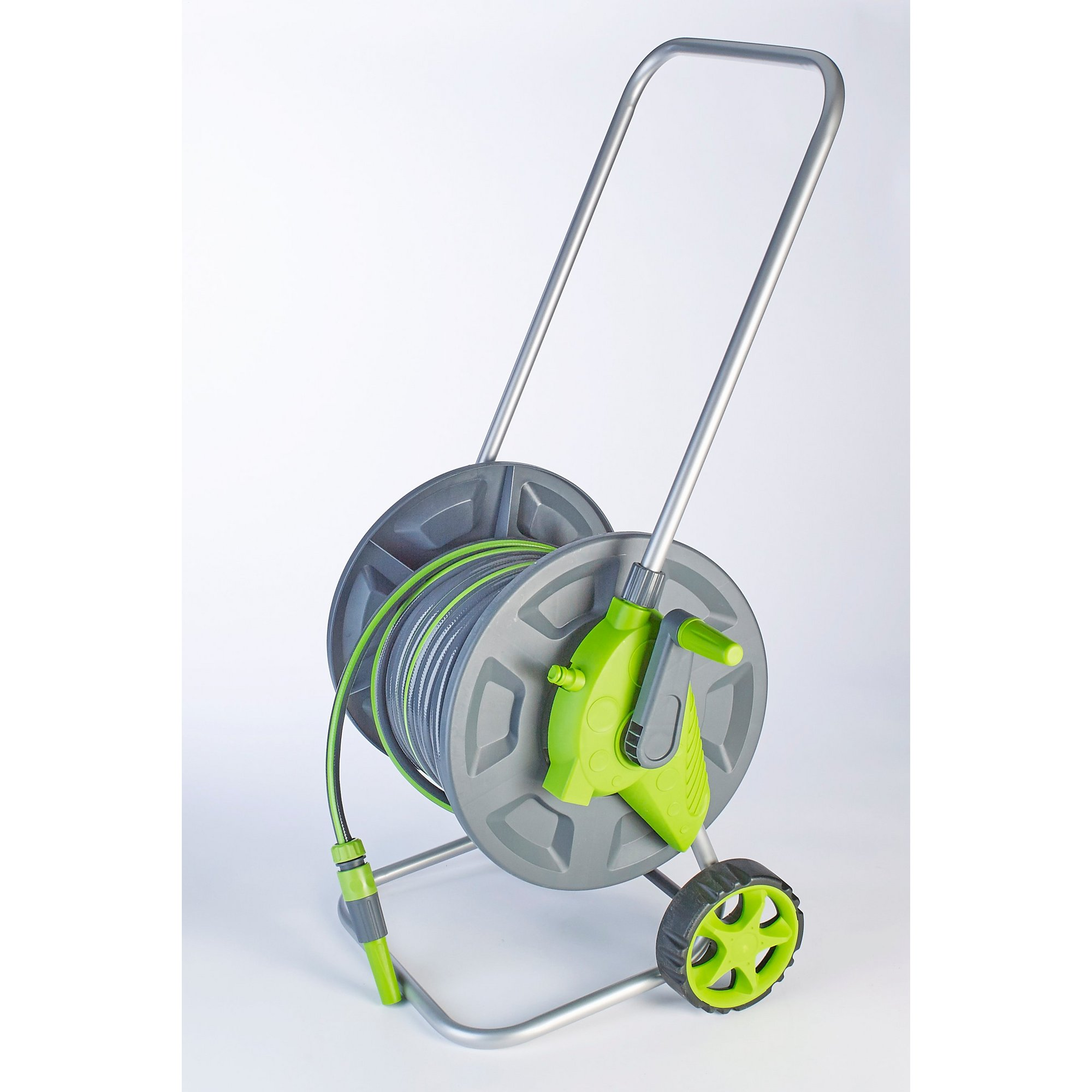 Image of 25m Telescopic Hose Cart and Accessories
