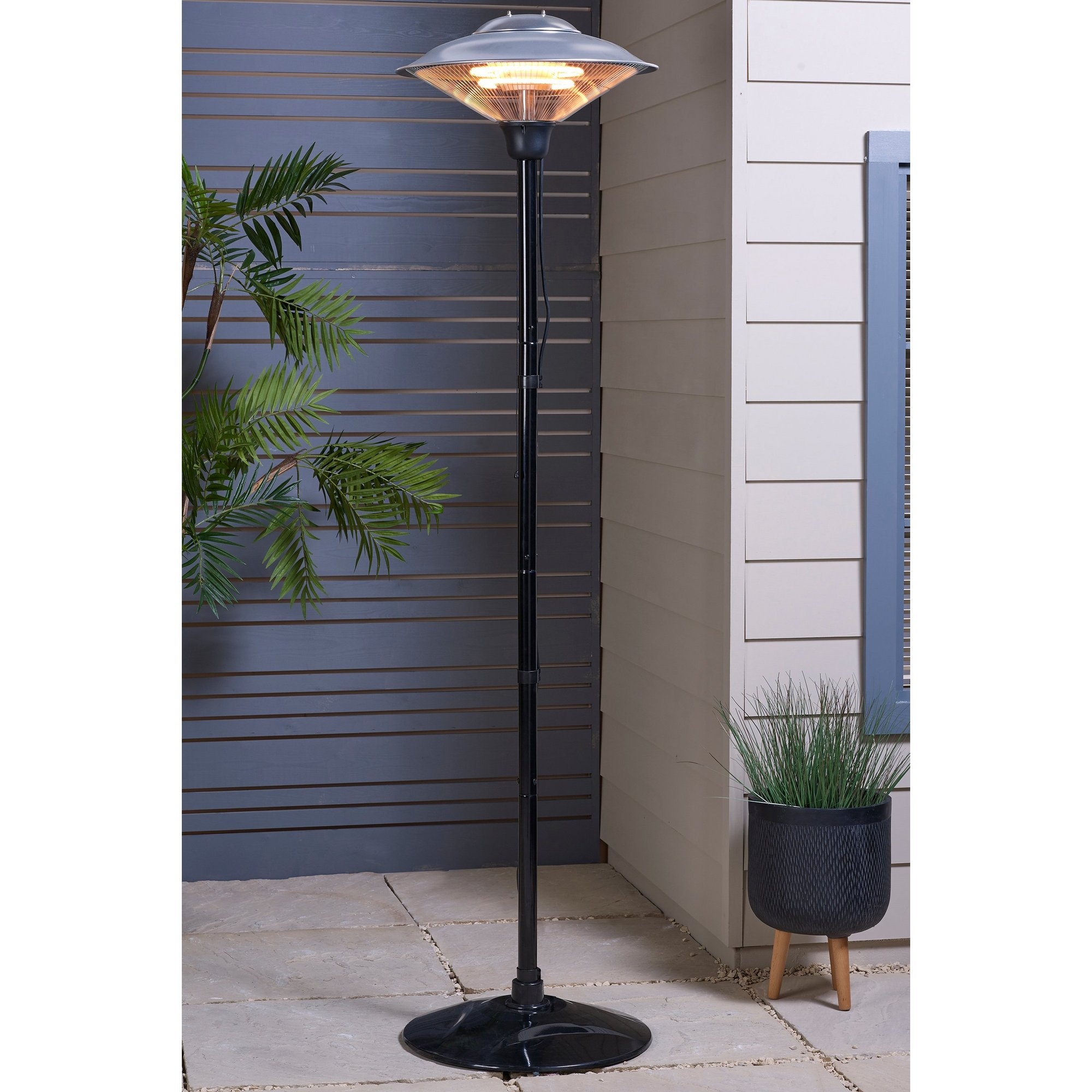 Image of Standing Patio Heater