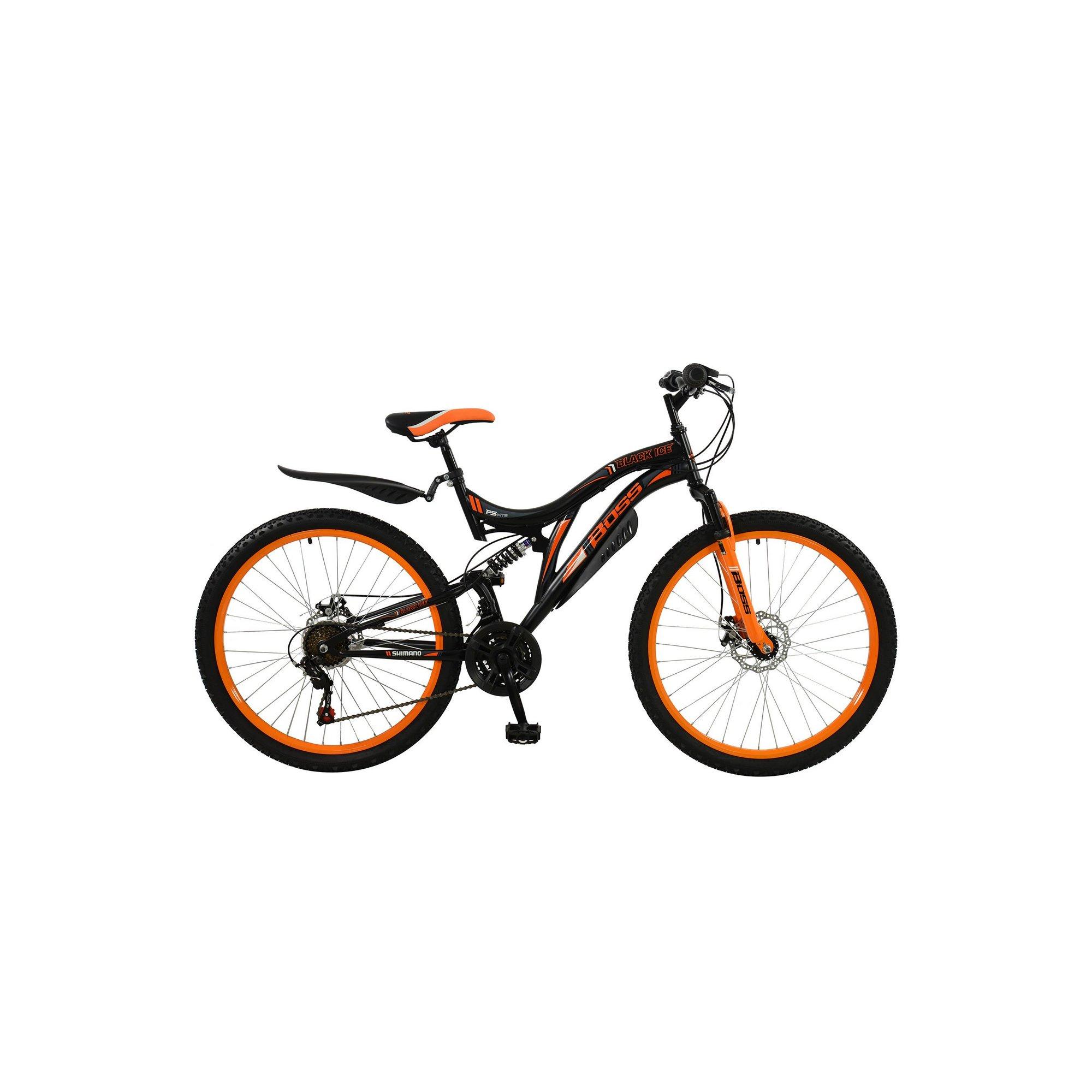 Image of Boss Black Ice 18 Inch Bike