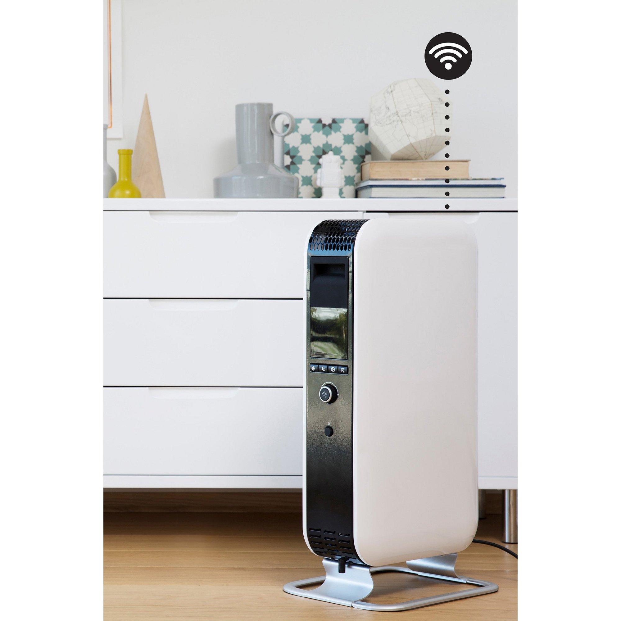 Image of Mill Heat WiFi 1500w Oil Filled Radiator