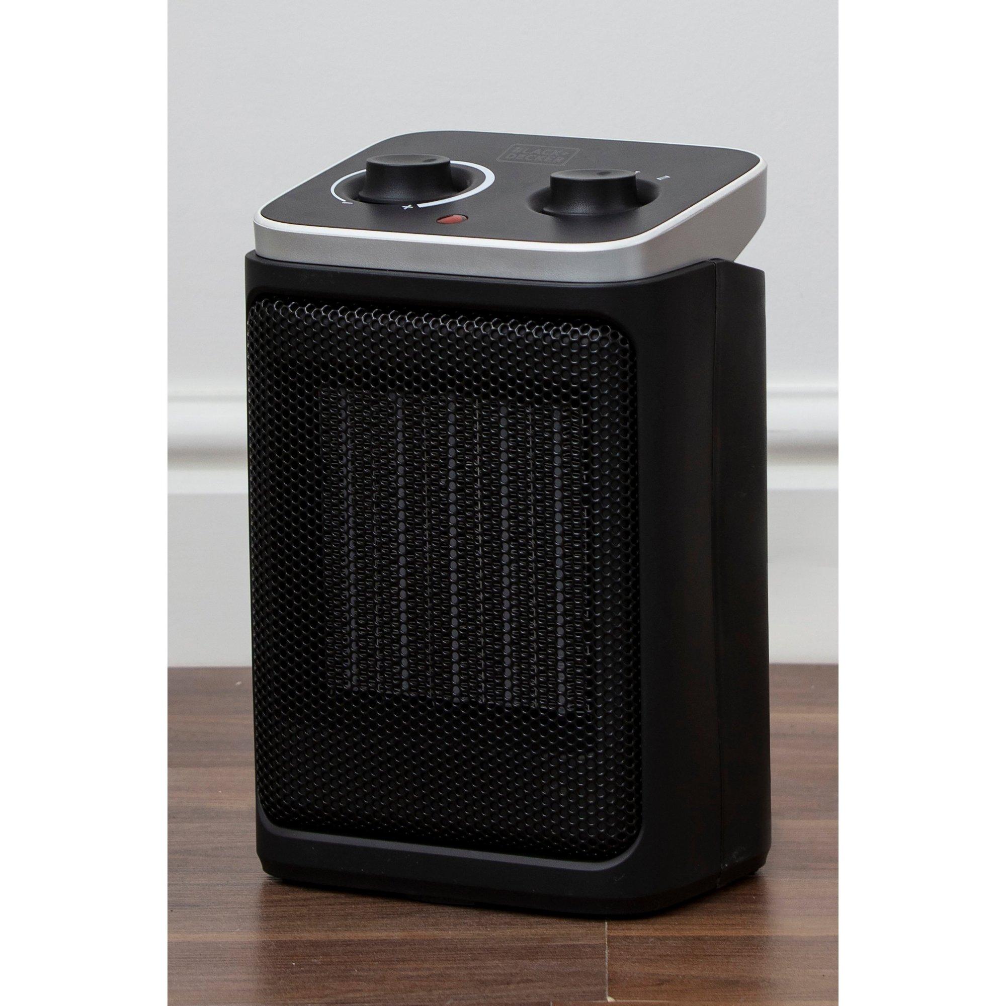 Black and Decker 2000W PTC Fan Heater