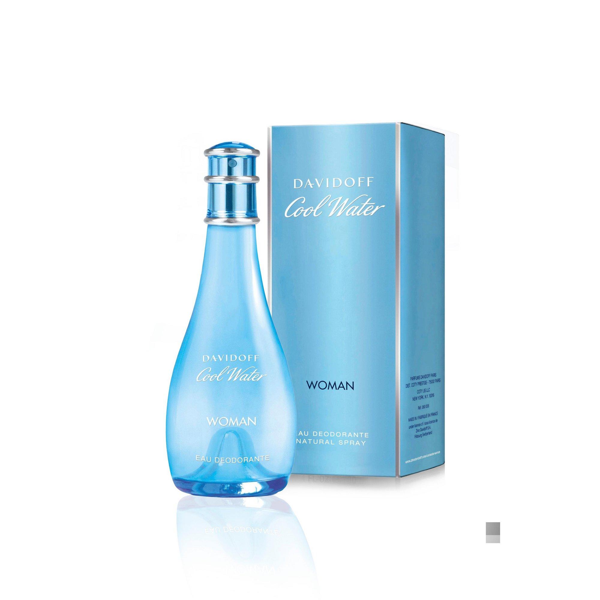 Image of Davidoff Cool Water 100ml Deodorant