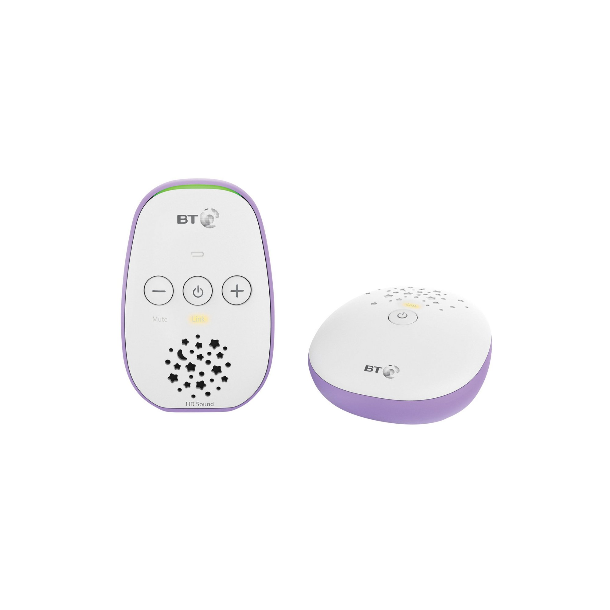 Image of BT Audio Baby Monitor 400