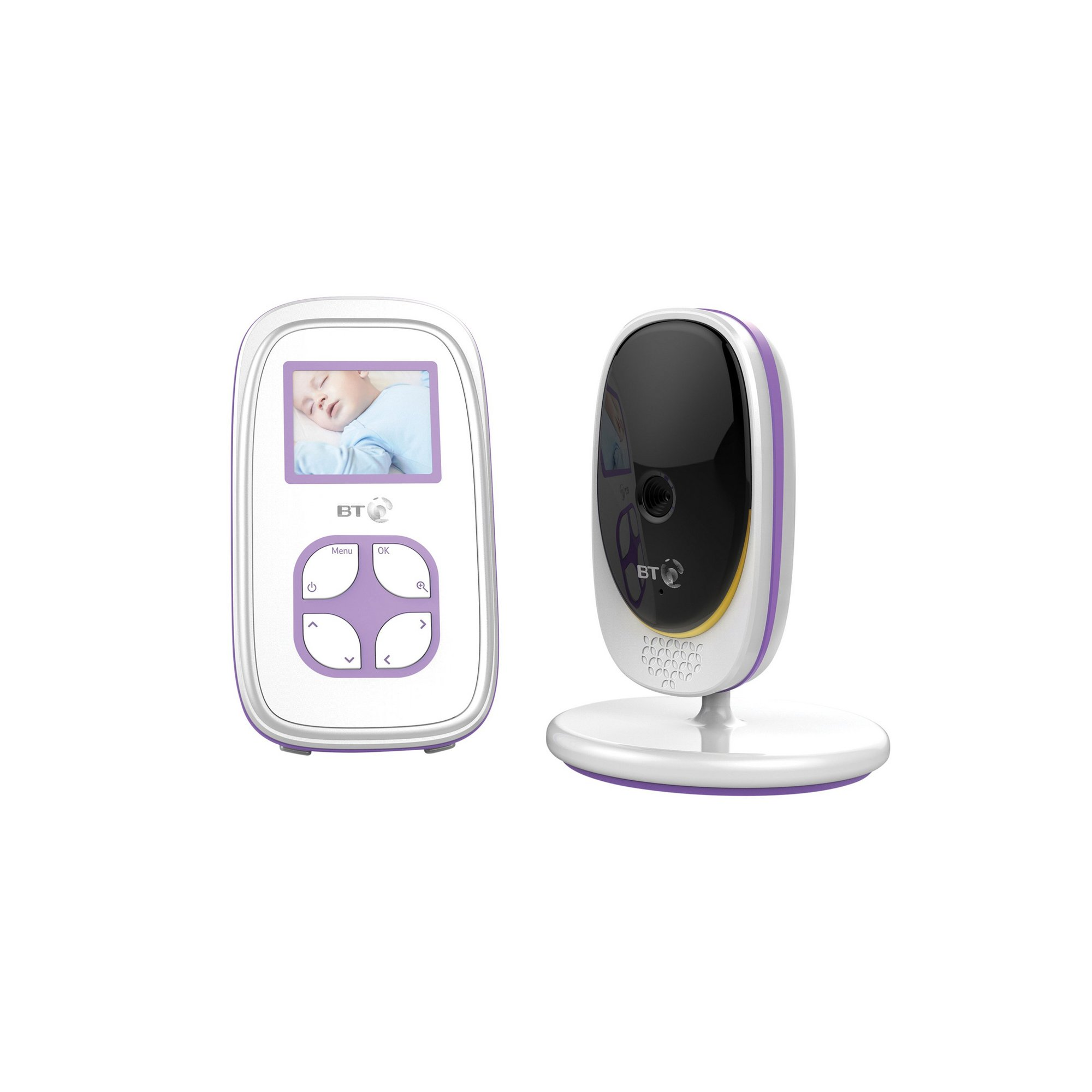 Image of BT Video Baby Monitor 2000