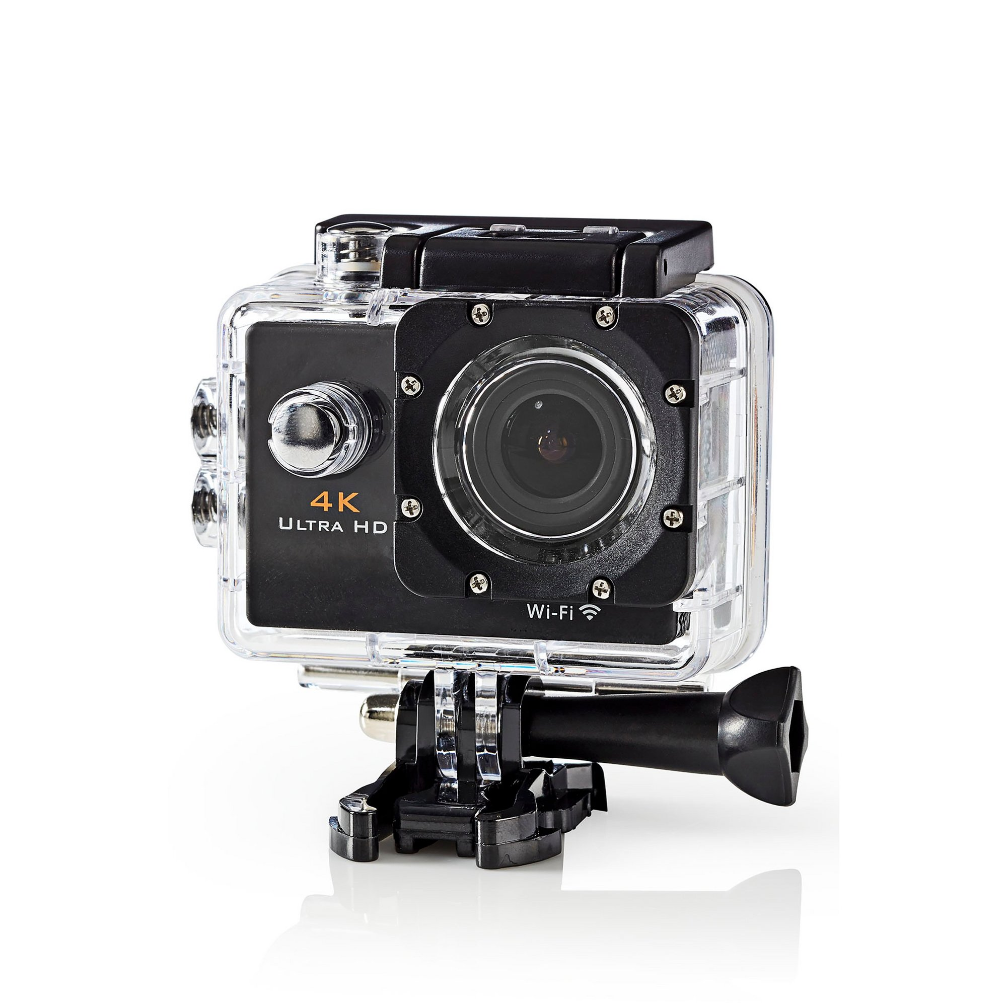 Image of Ultra HD 4K Action Cam with Wifi and Waterproof Case