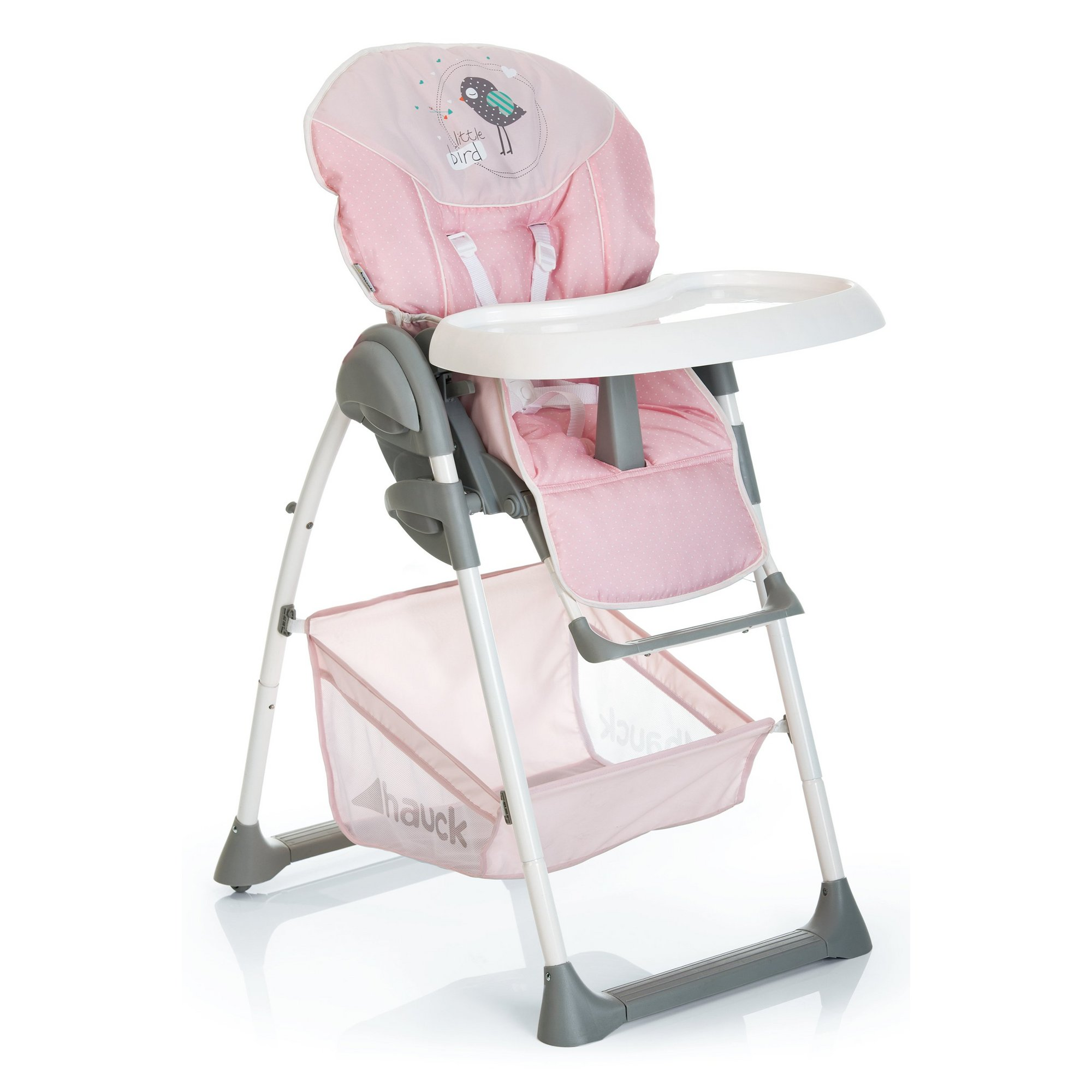 Image of Hauck Sit n Relax Highchair - Birdie