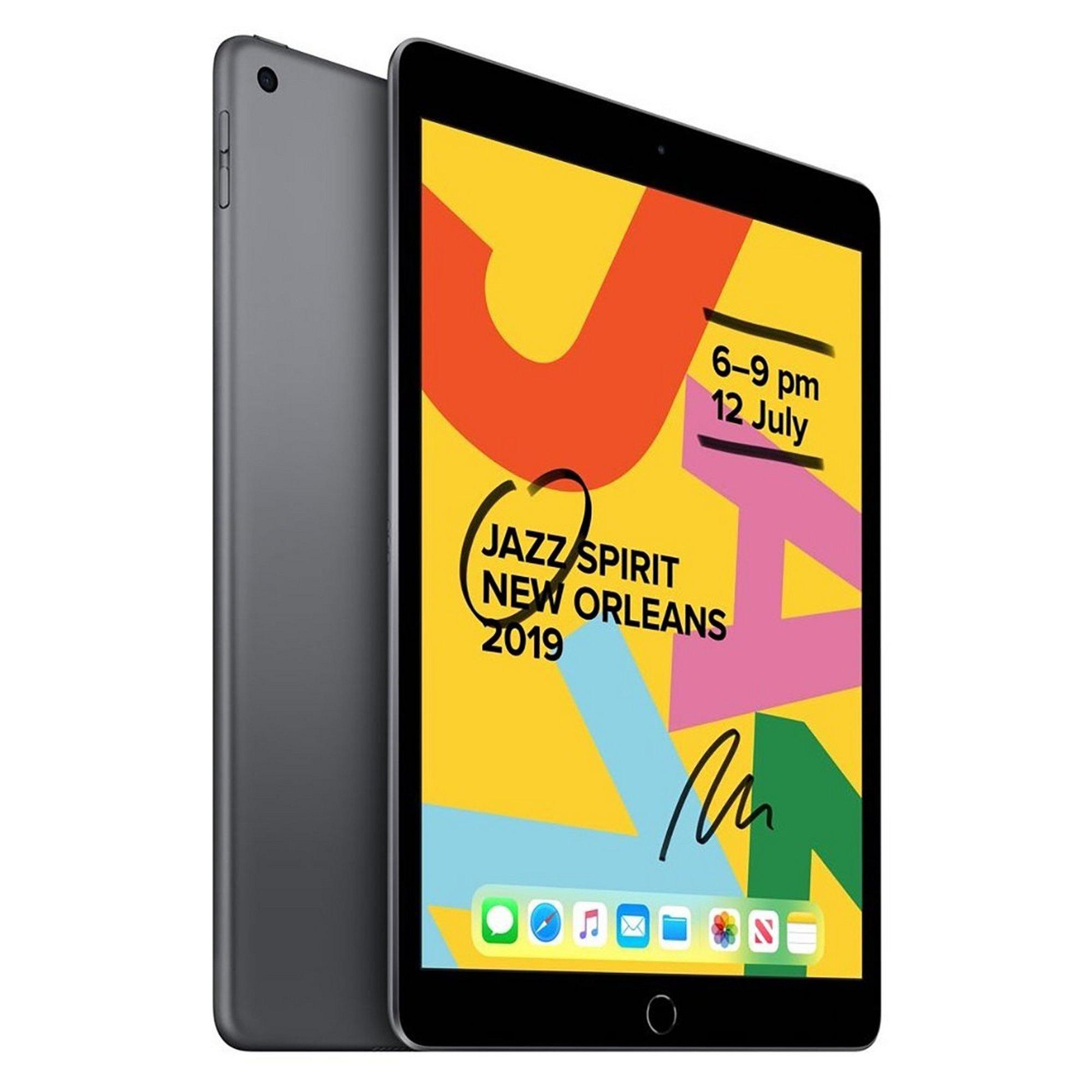 Image of Apple 10.2 Inch iPad Wi-Fi Plus Cellular 128GB