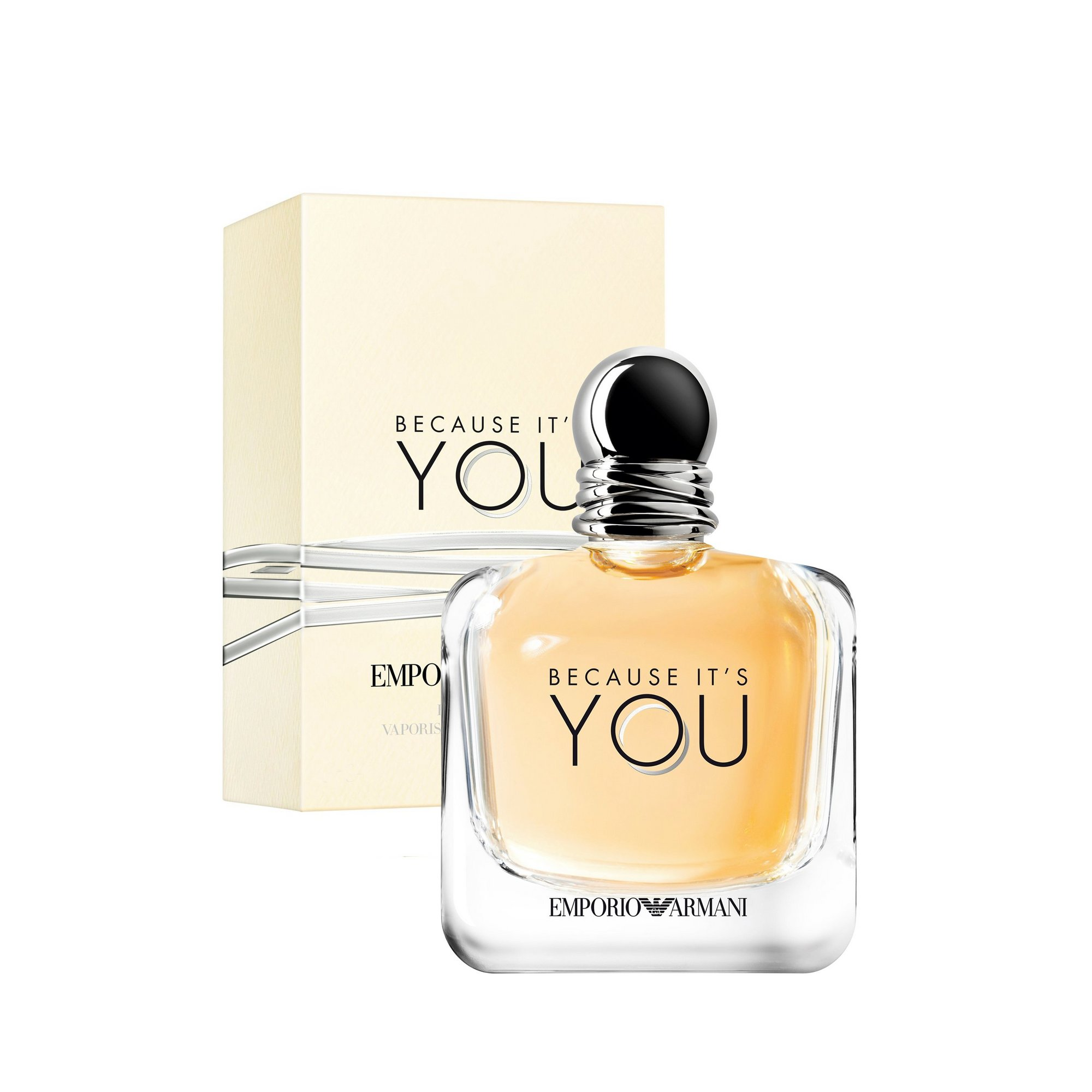 Image of Emporio Armani Because Its You 100ml EDP