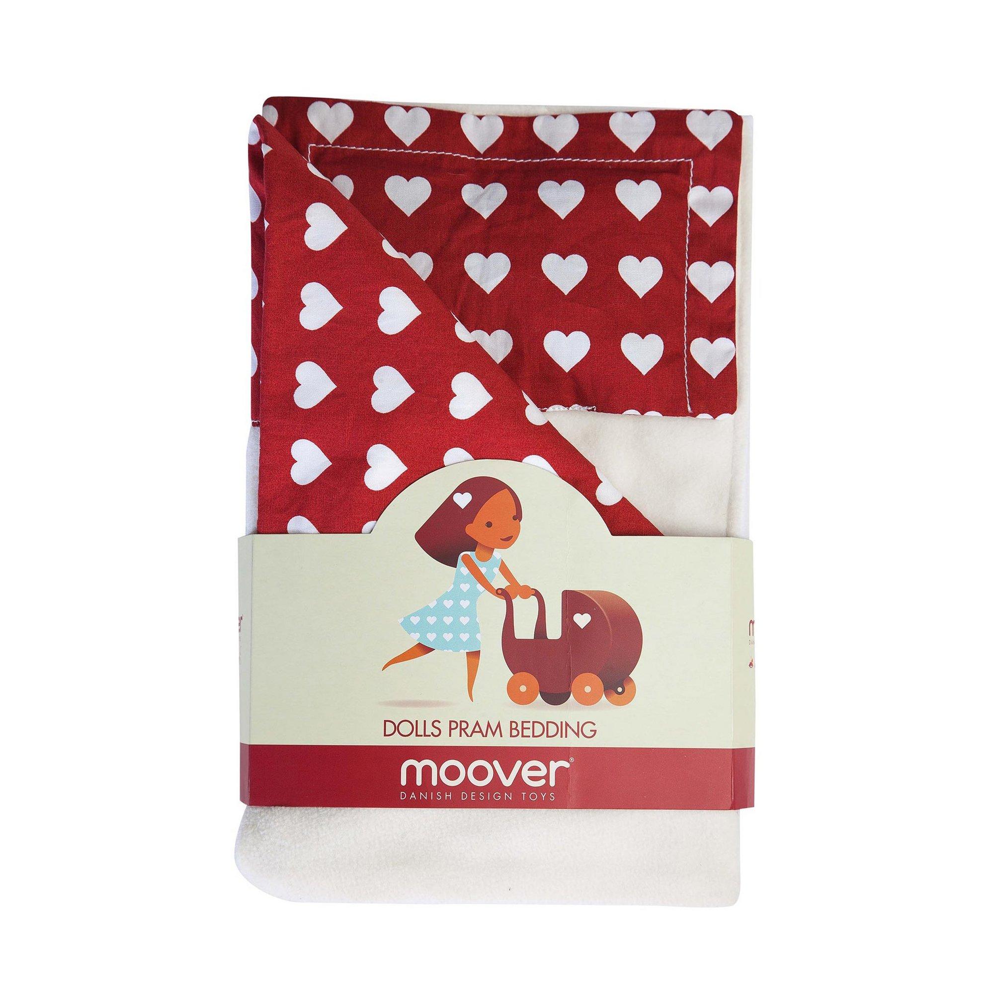 Image of Moover Pram Bedding Set