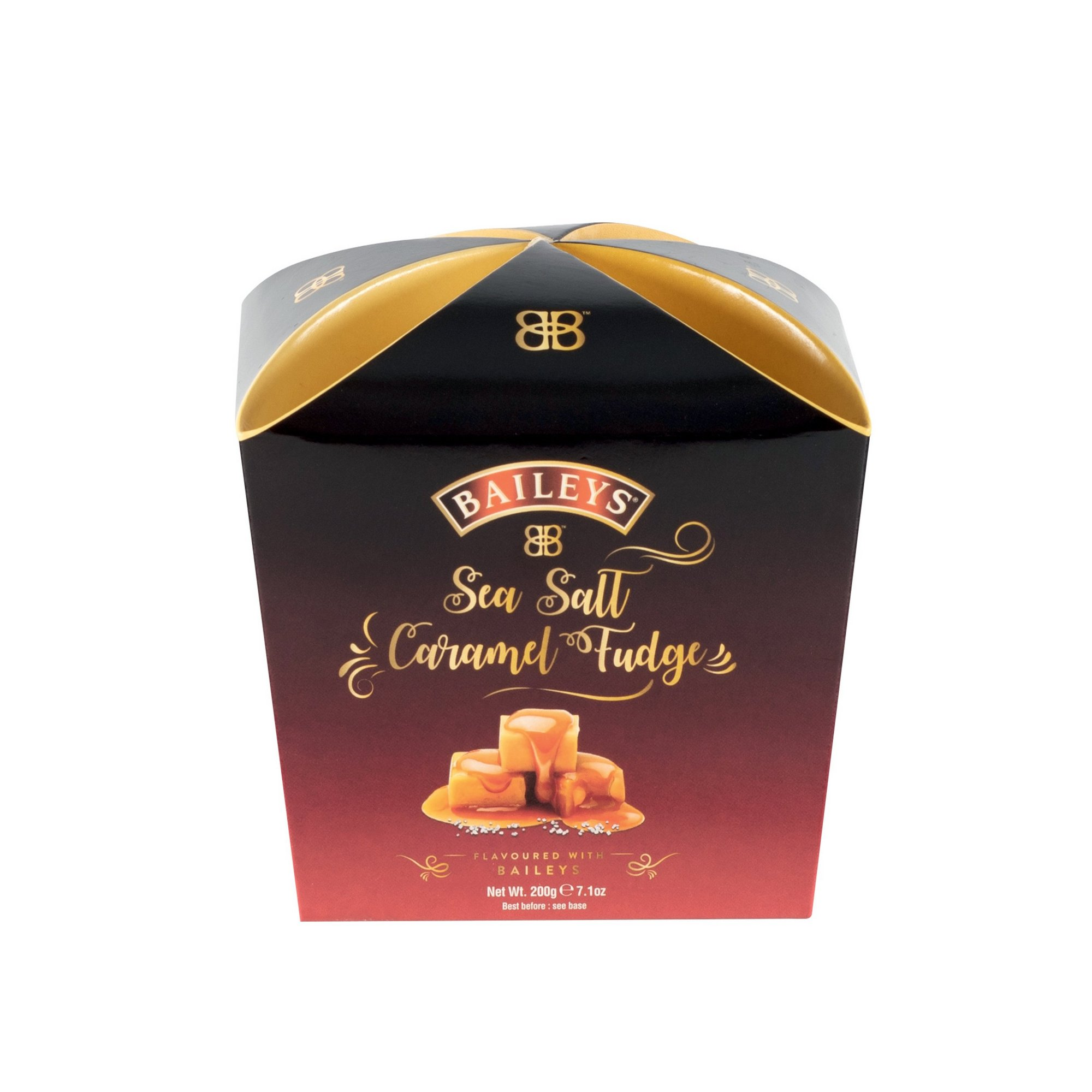 Image of Baileys Sea Salt Fudge