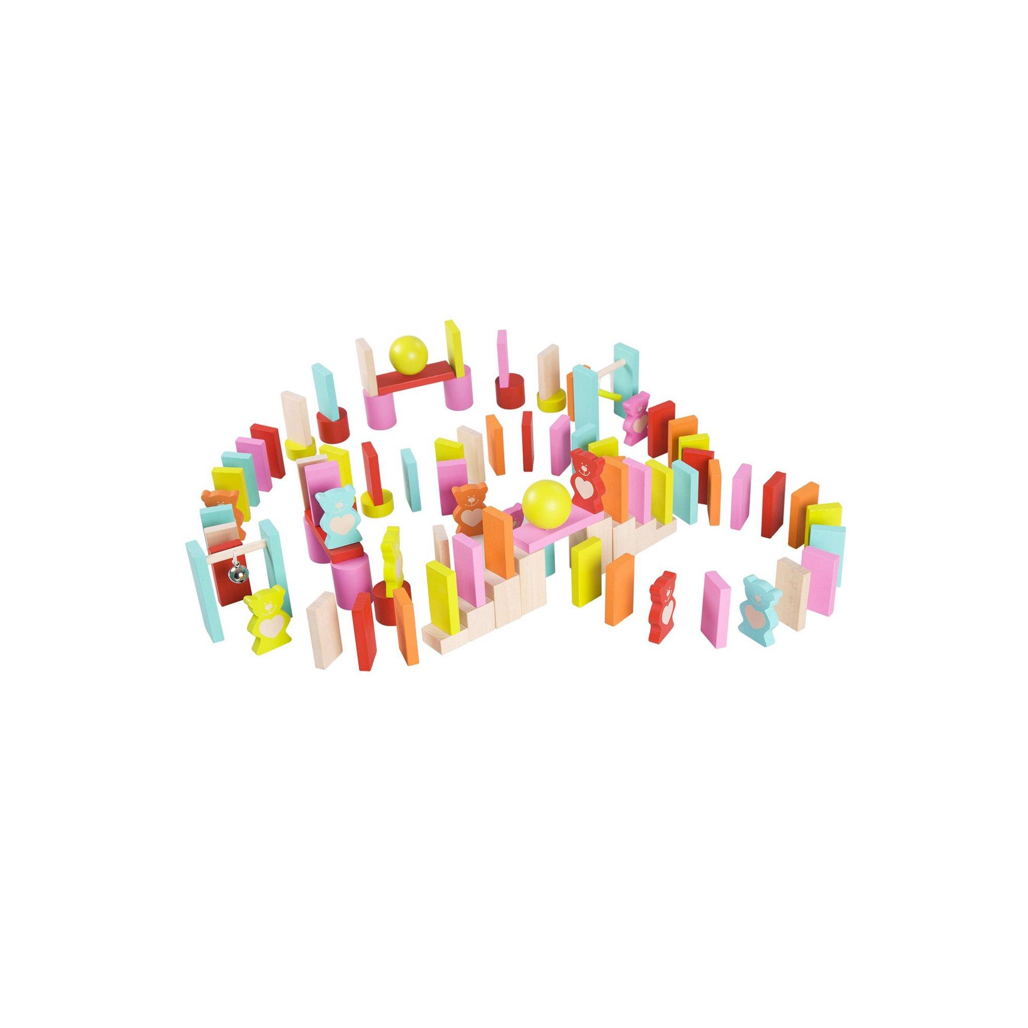 Image of Classic World - Bears Dominos