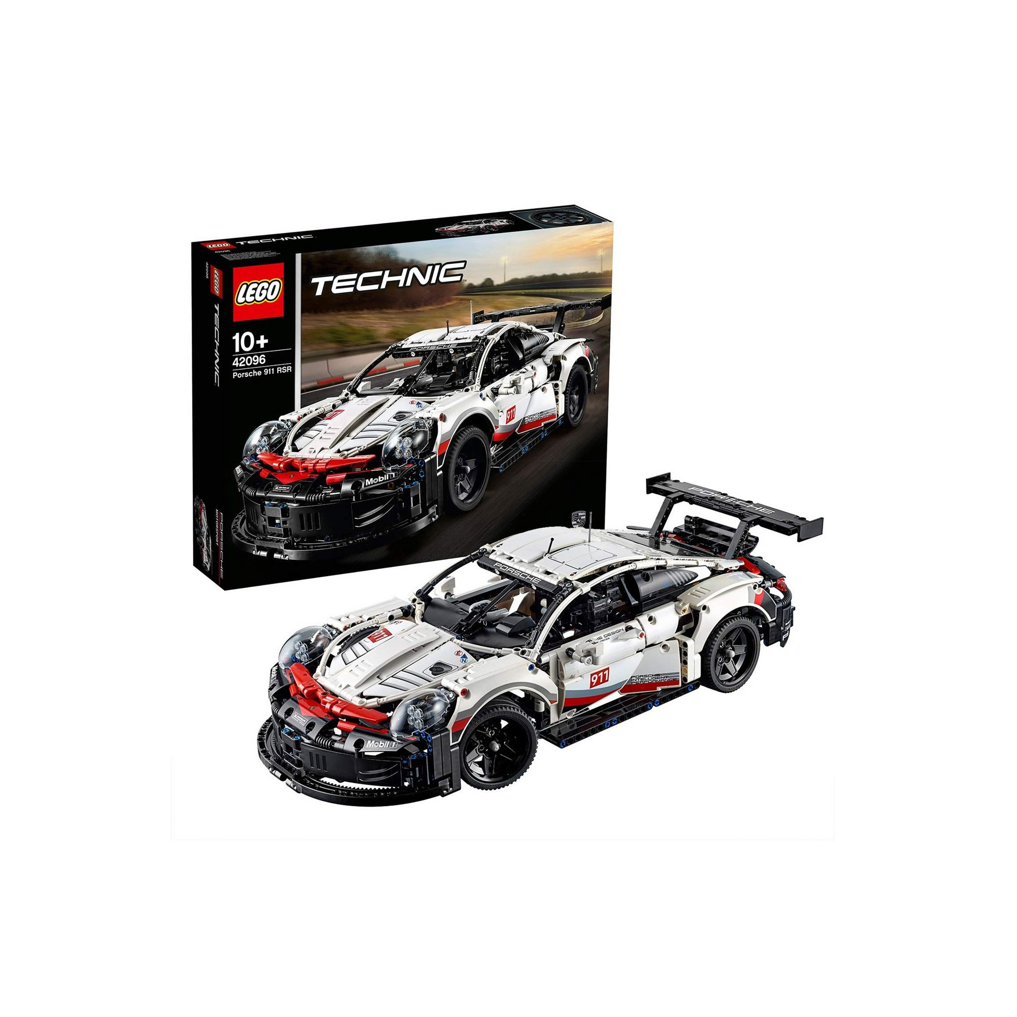 Image of LEGO Technic Porsche 911 RSR