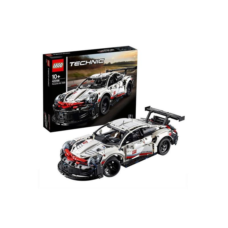 Image of LEGO Technic Porsche 911 RSR