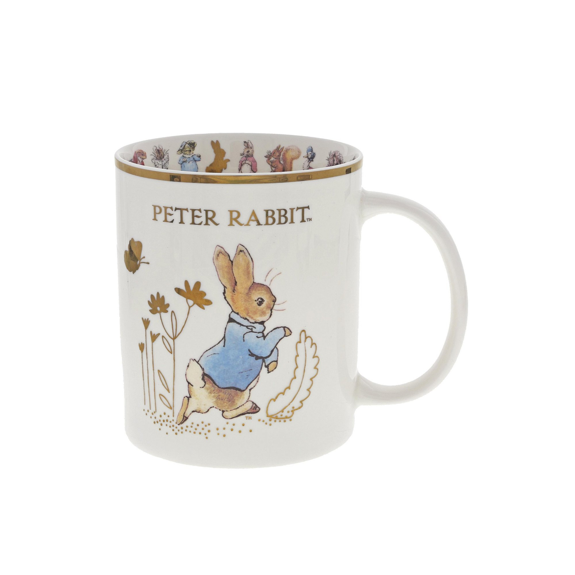 Image of Beatrix Potter Peter Rabbit 2019 Edition Mug