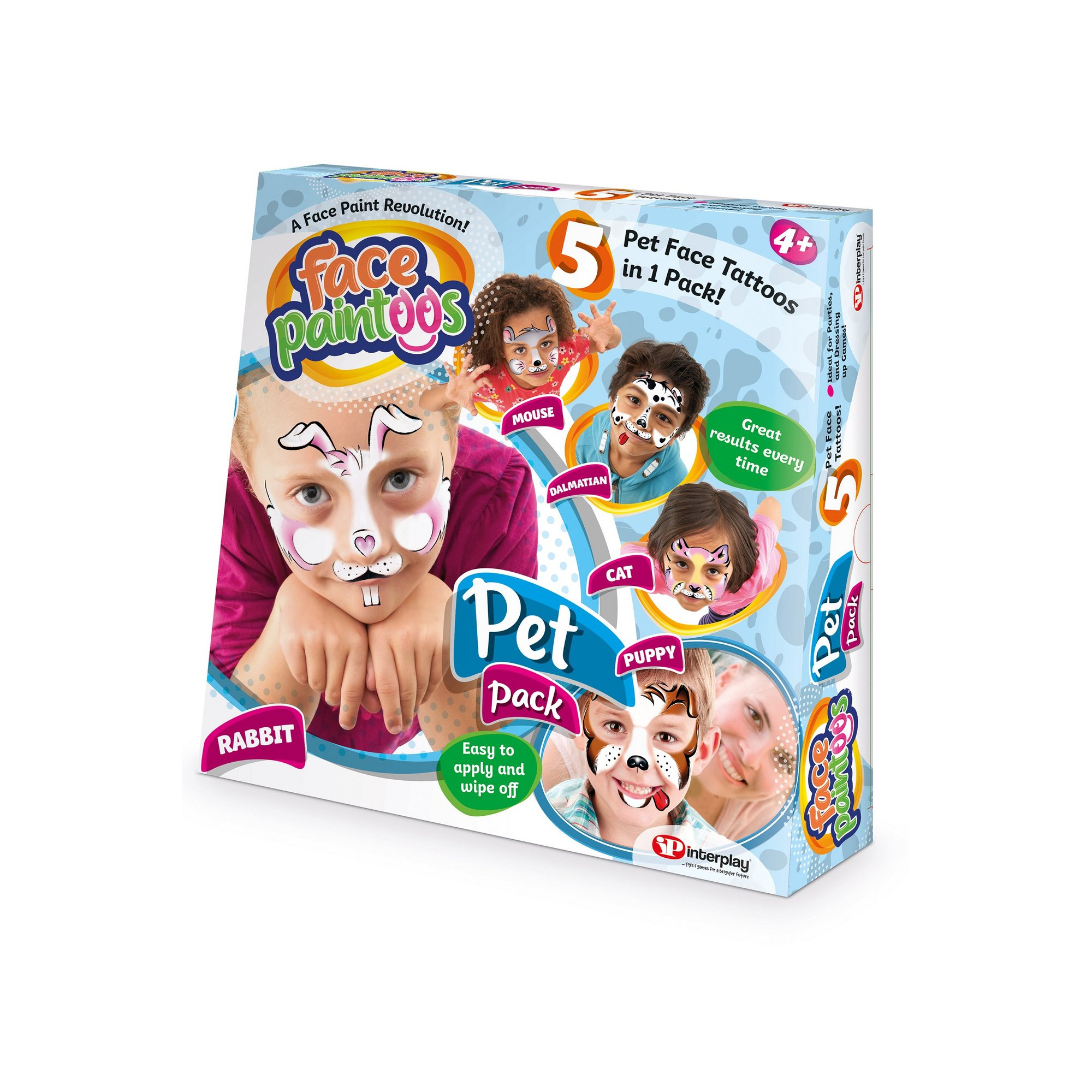 Image of Face Paintoo - Pet Pack