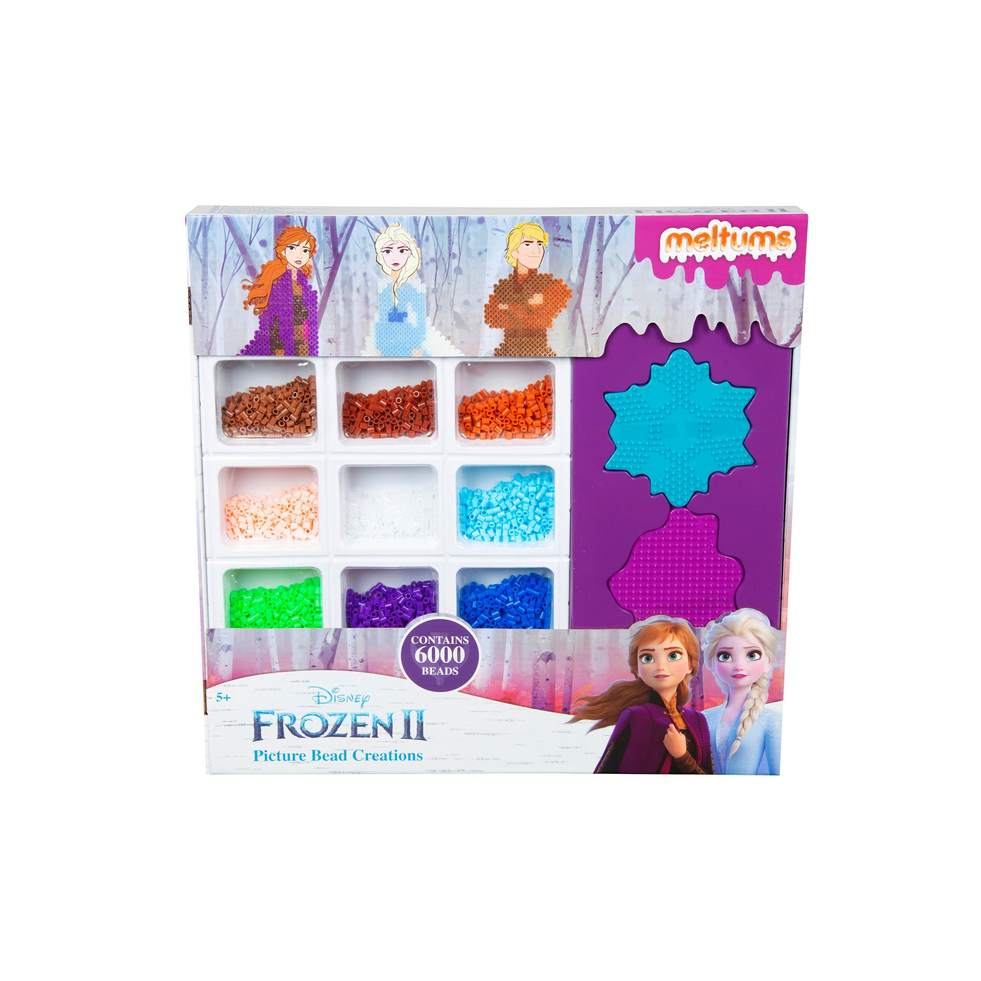 Image of Frozen 2 Meltums Mega Set 6000 Pieces