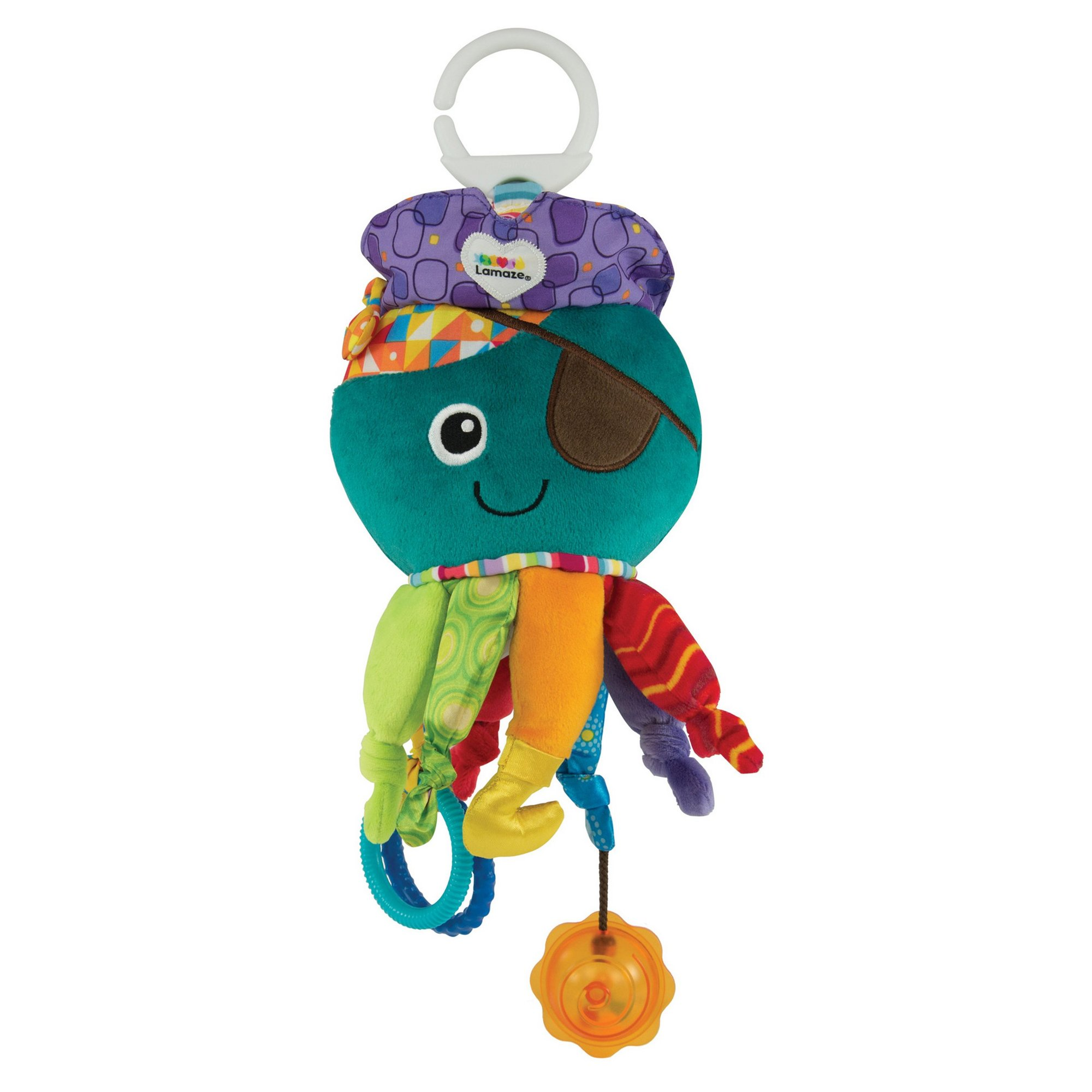 Image of Lamaze P and G Captain Calamari the Octopus Pirate
