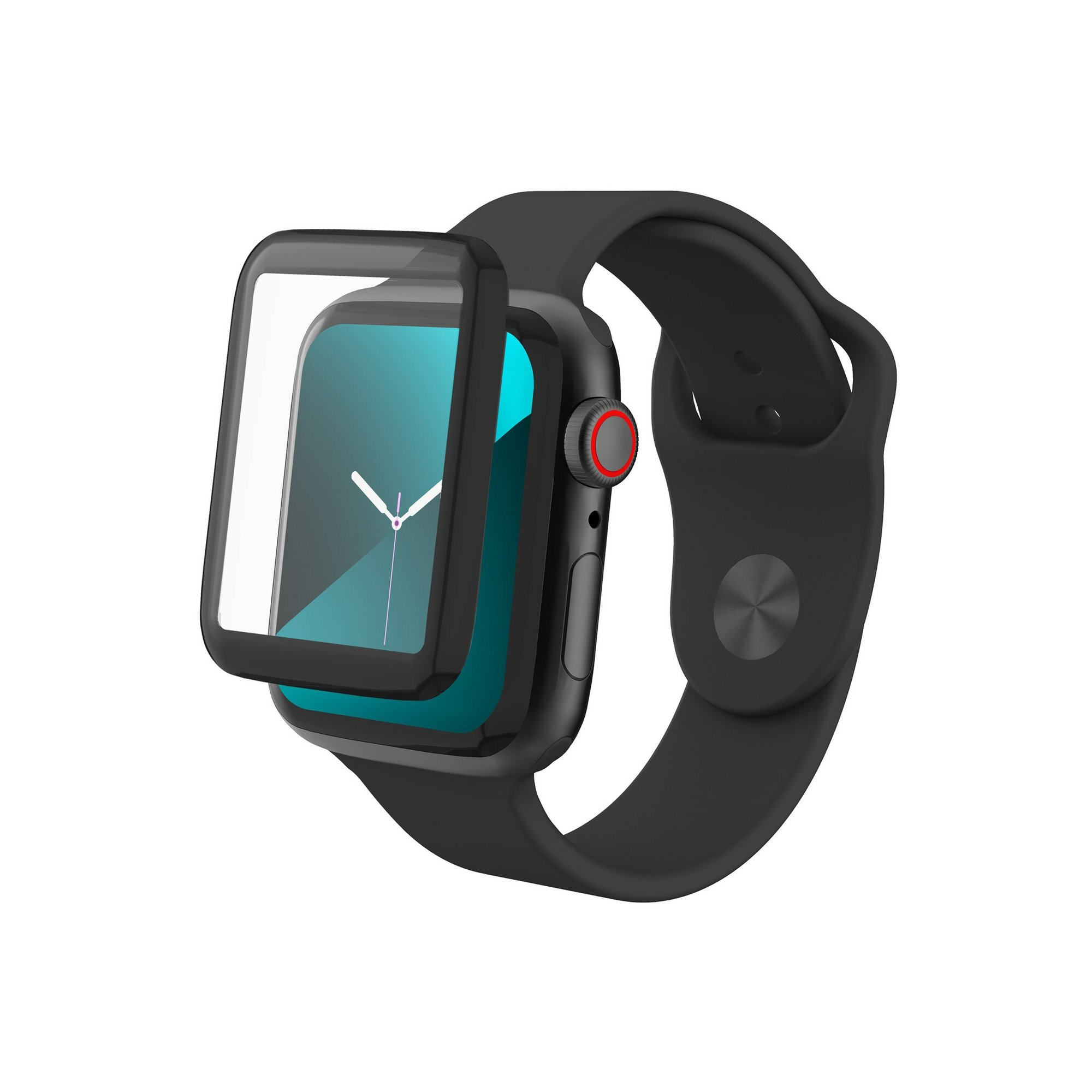 Image of Glass Fusion Apple Watch Series 4/5 44 mm Screen
