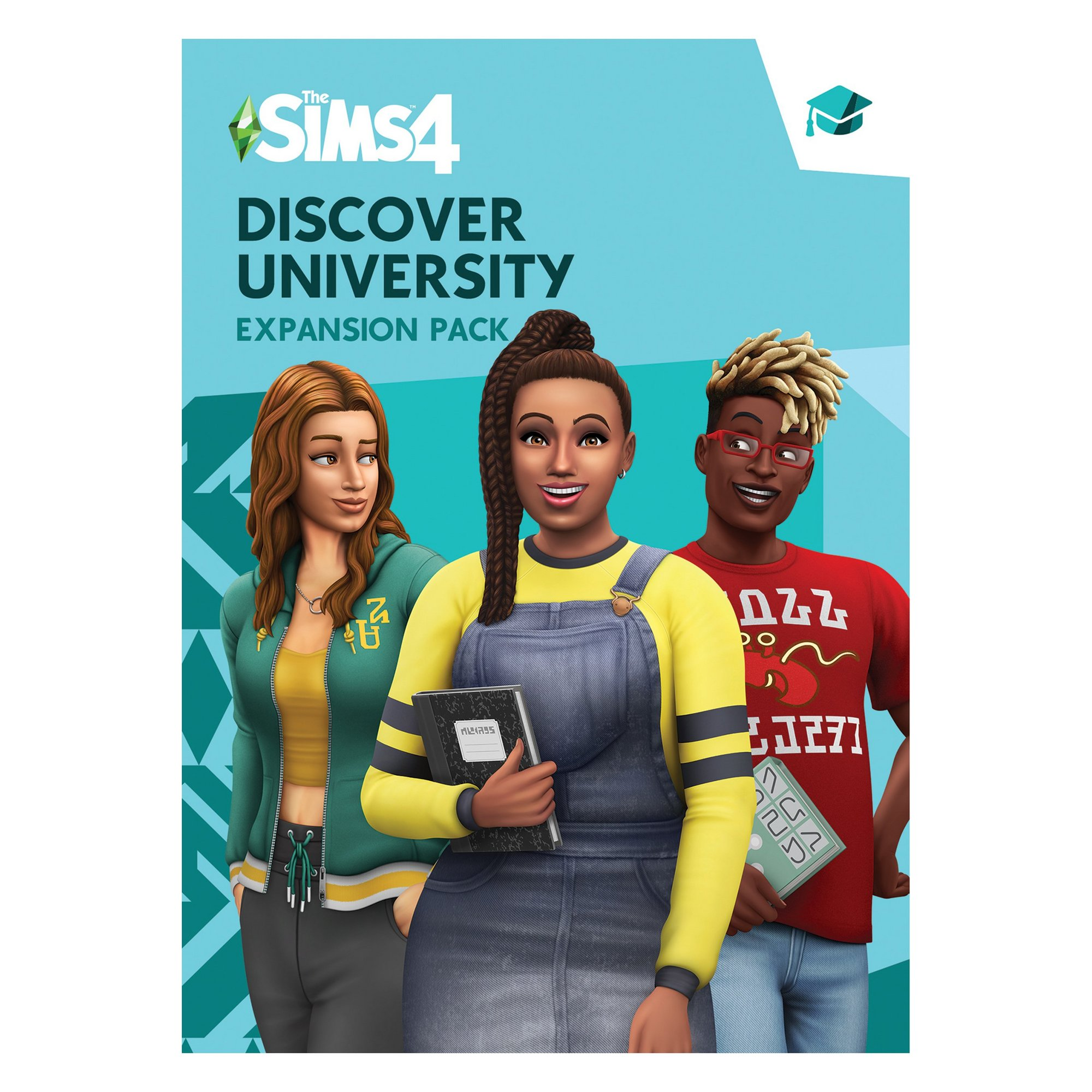 Image of PC: Discover University Sims 4 Expansion Pack