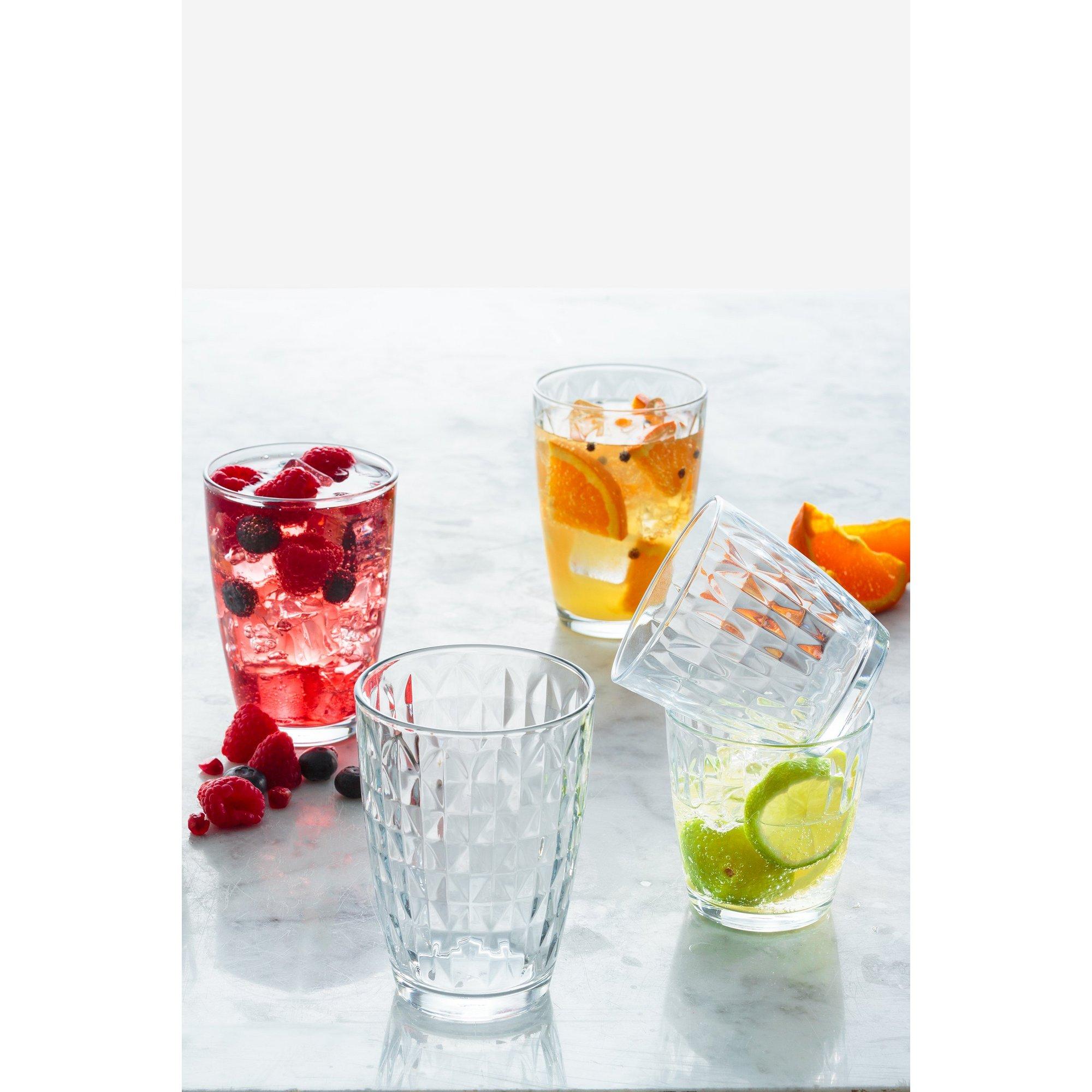 Image of 12 Piece Ravenhead Essentials Jewel Glasses Set