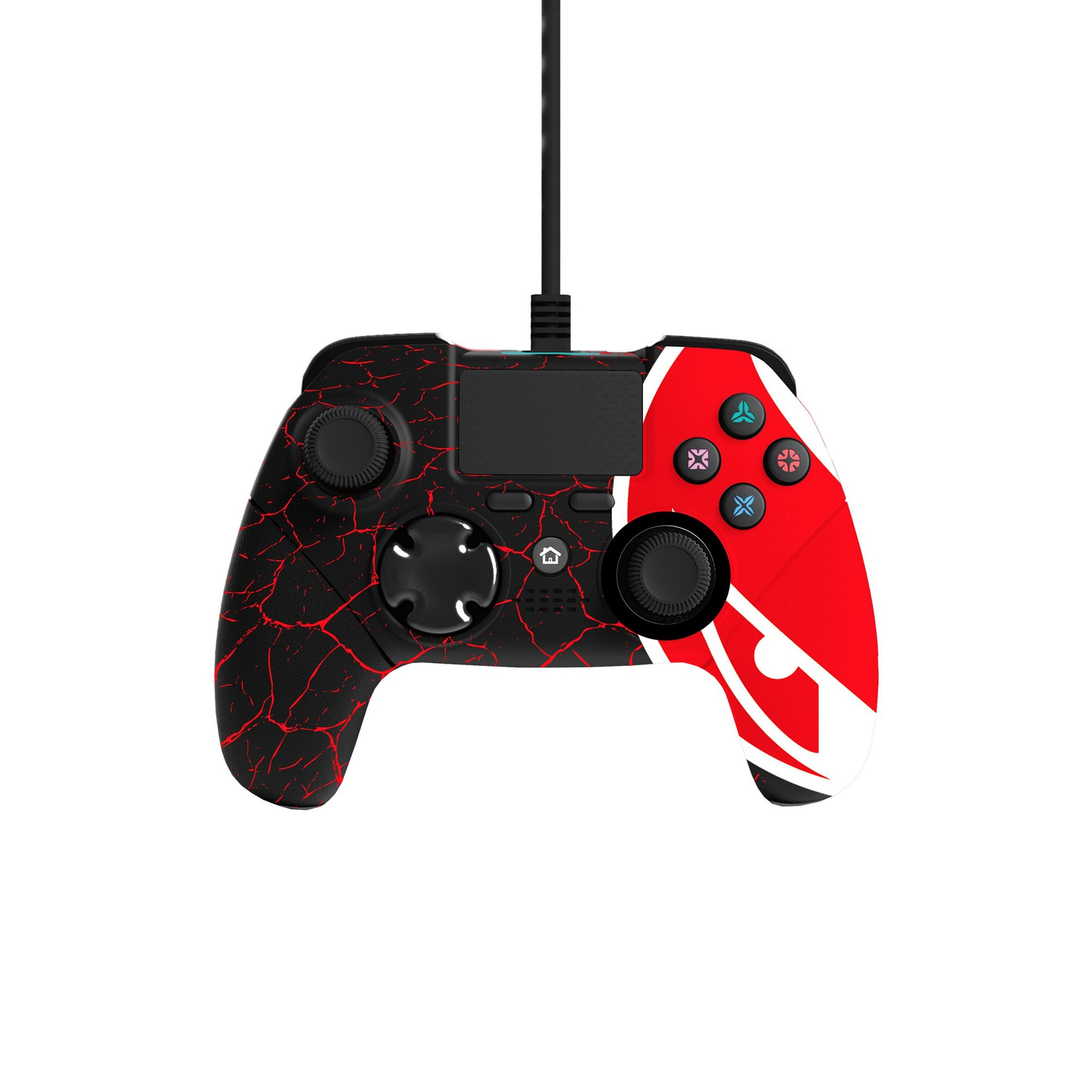 Image of Signature Collection Storm Edition Mayhem MK1 PS4 Controller