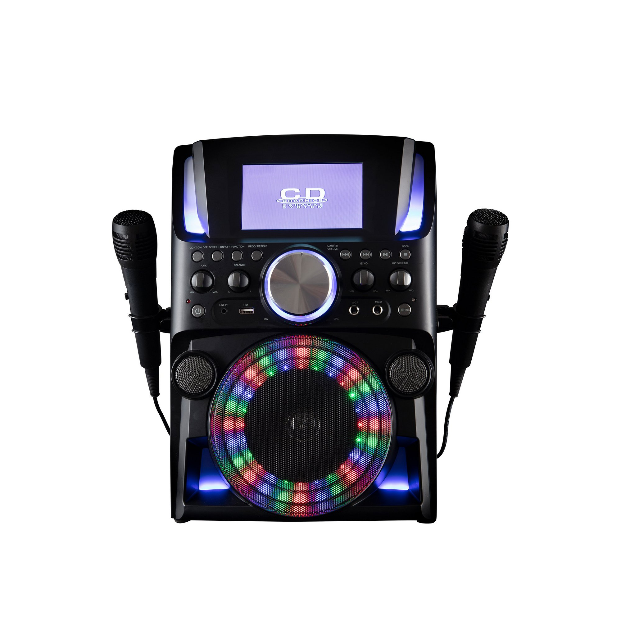 Image of Akai A58084 Bluetooth Karaoke Machine