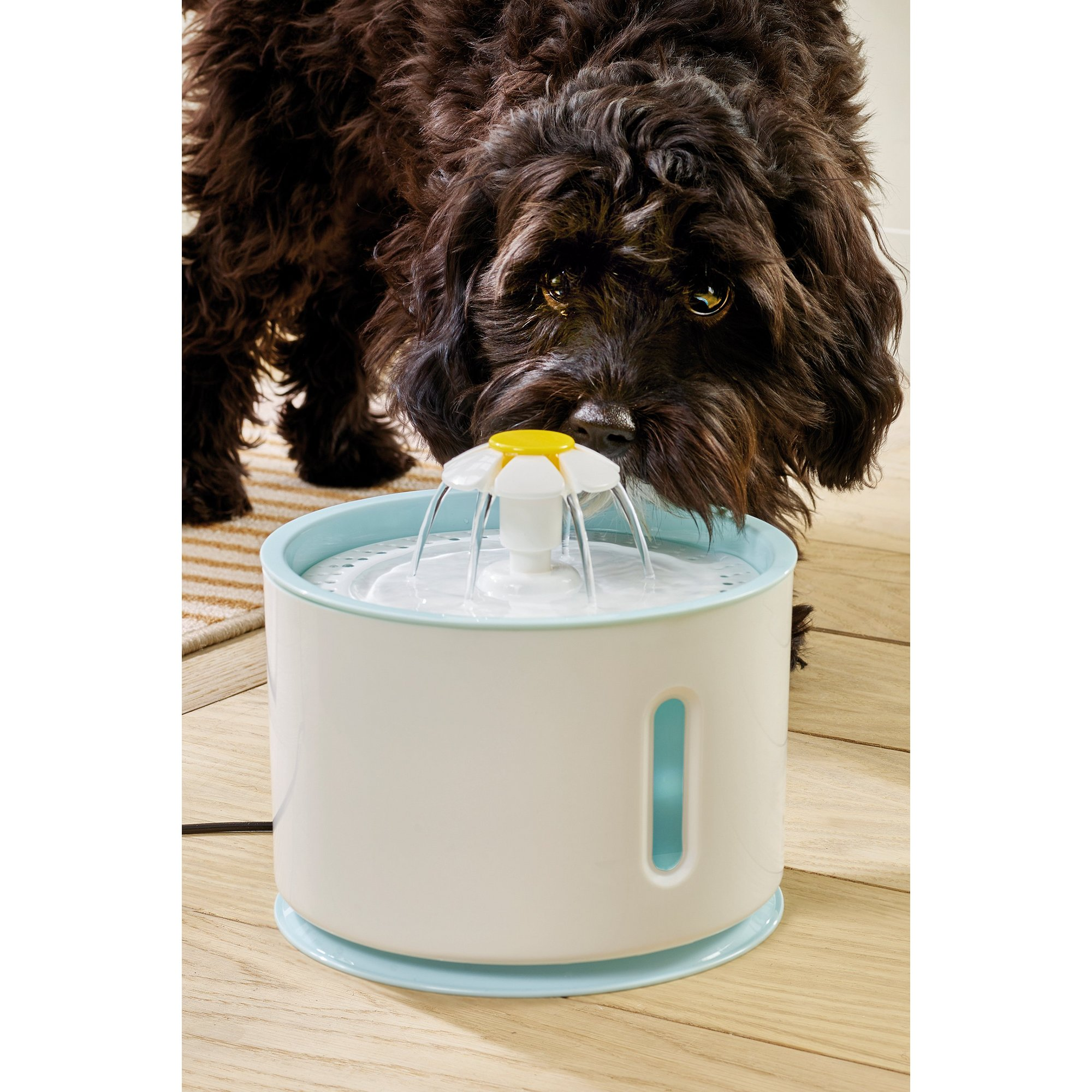Image of Pet Drinking Water Fountain 2.4L
