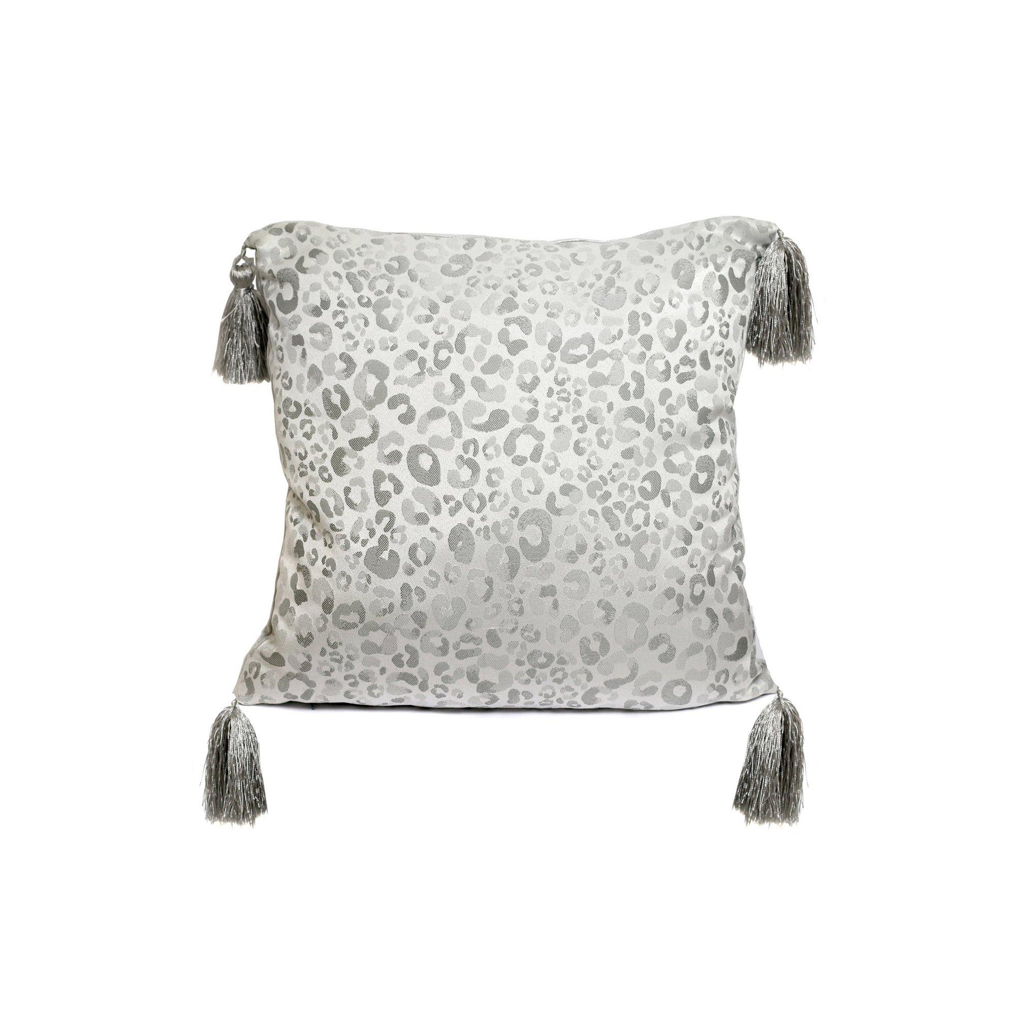 Image of Roar Silver Cushion