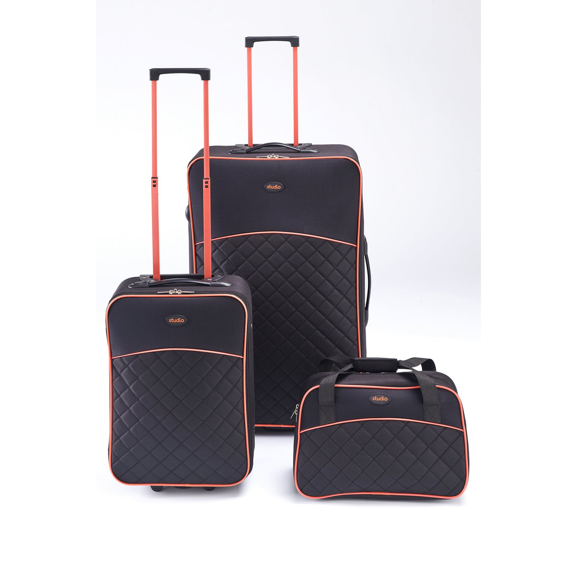 Image of 3-Piece Luggage Set