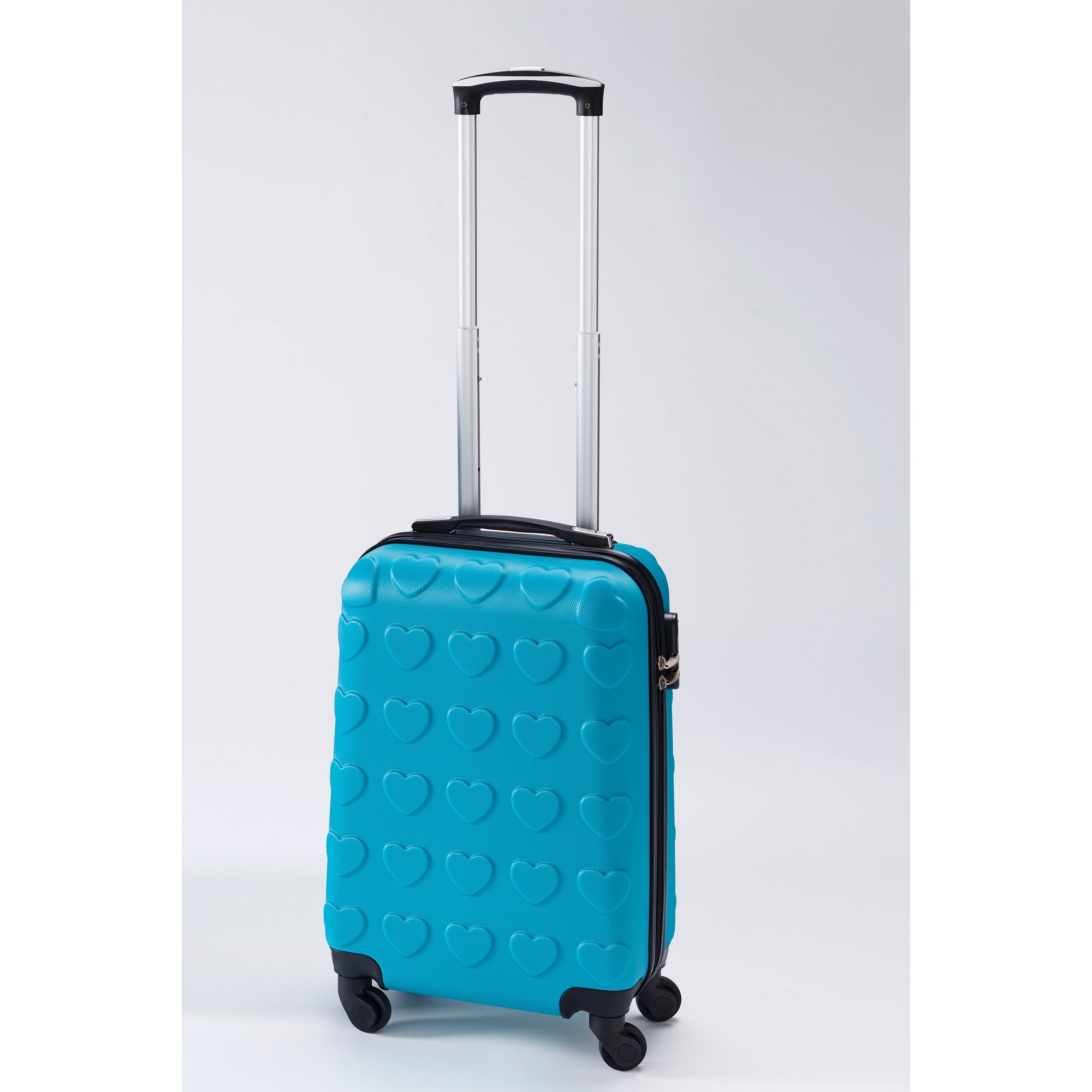 Image of ABS Heart Suitcase
