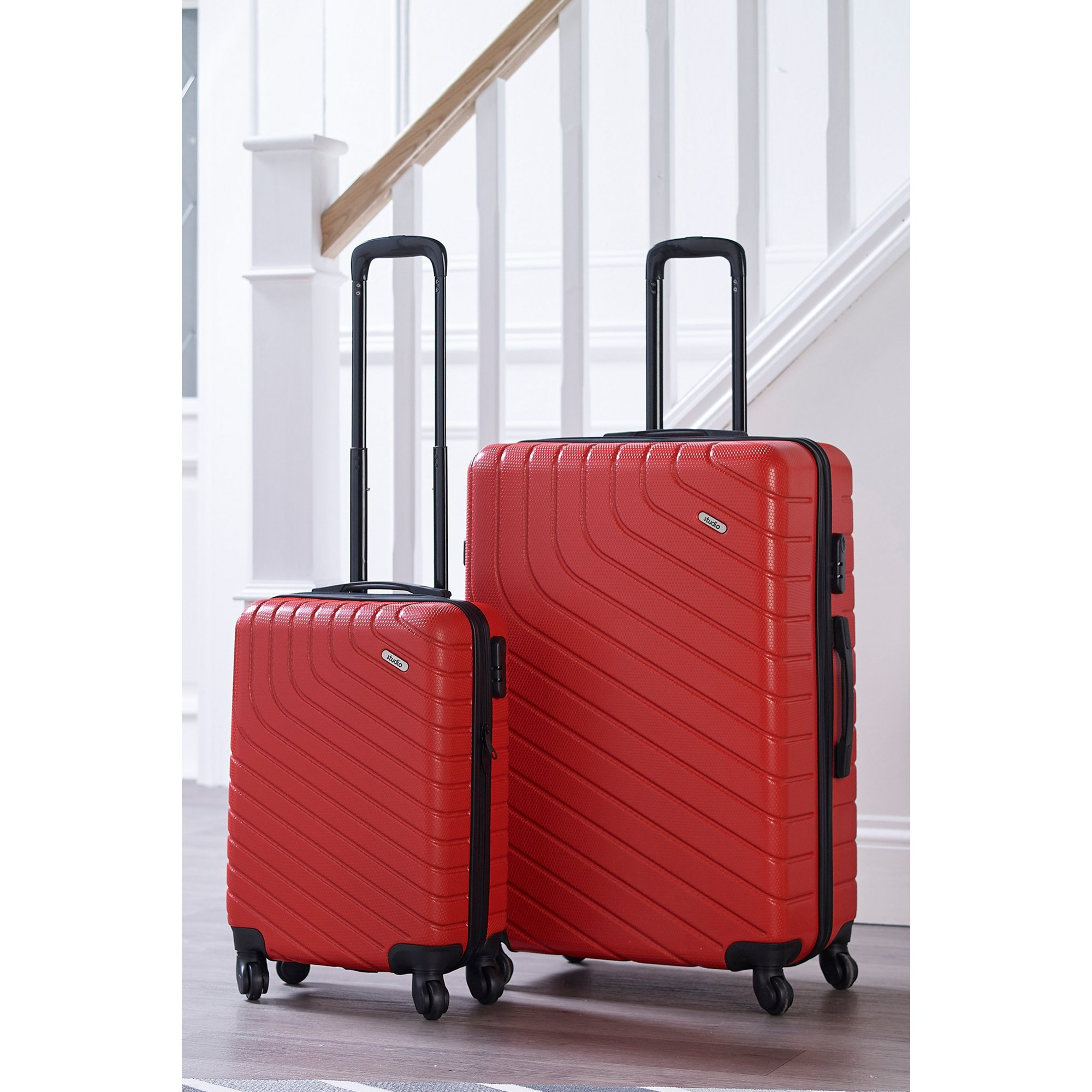 Image of 2-Piece ABS Luggage Set
