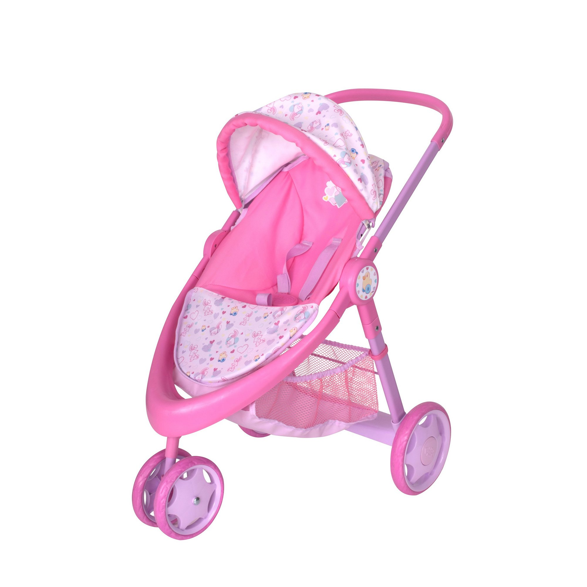 Image of Baby Born 3 Wheel Pushchair