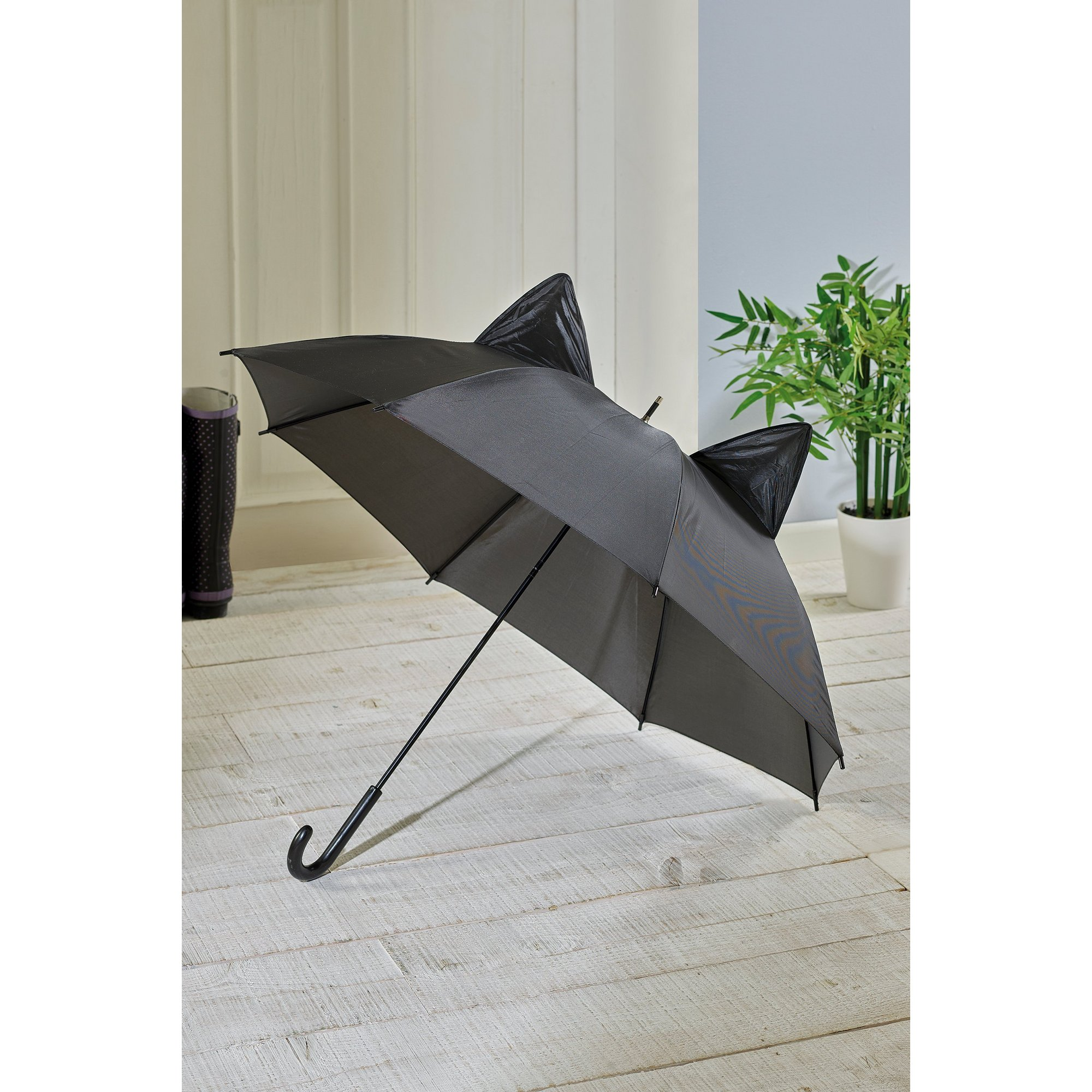 Image of Black Cat Umbrella