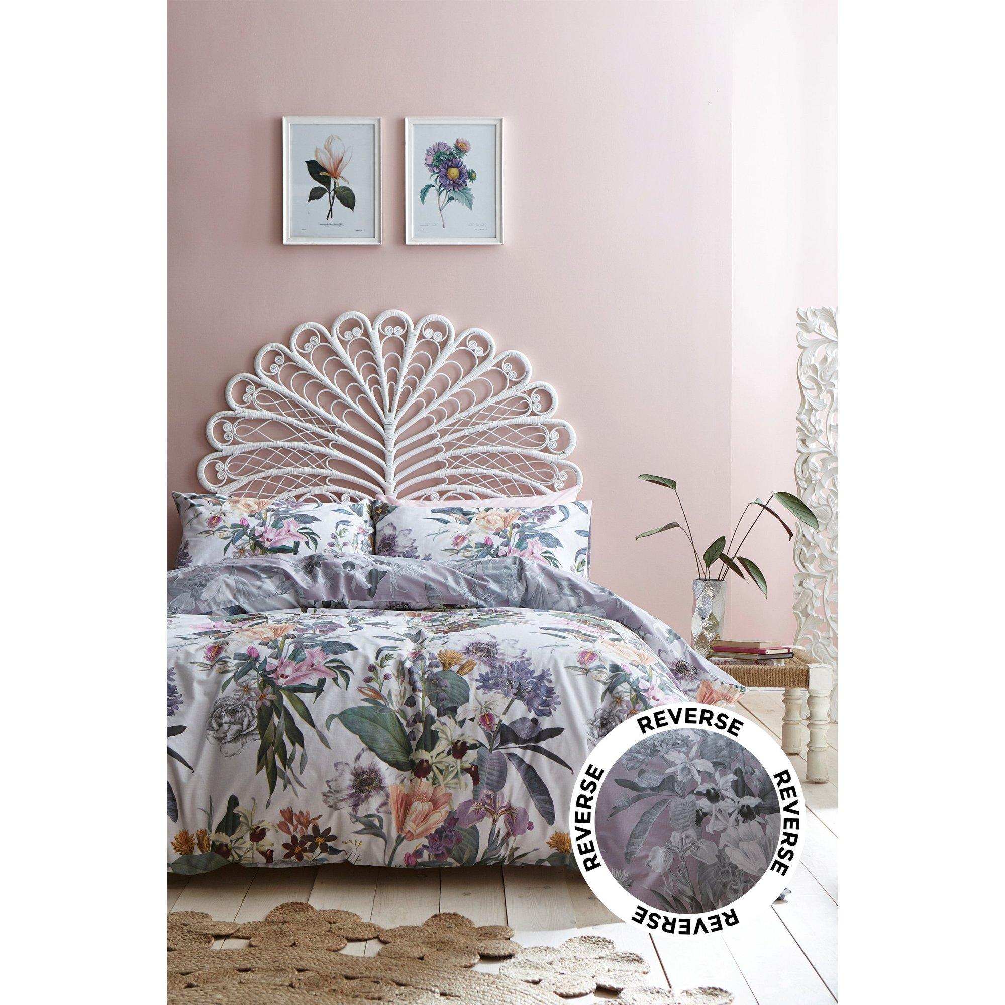 Image of Accessorize Kensington Reversible Duvet Set