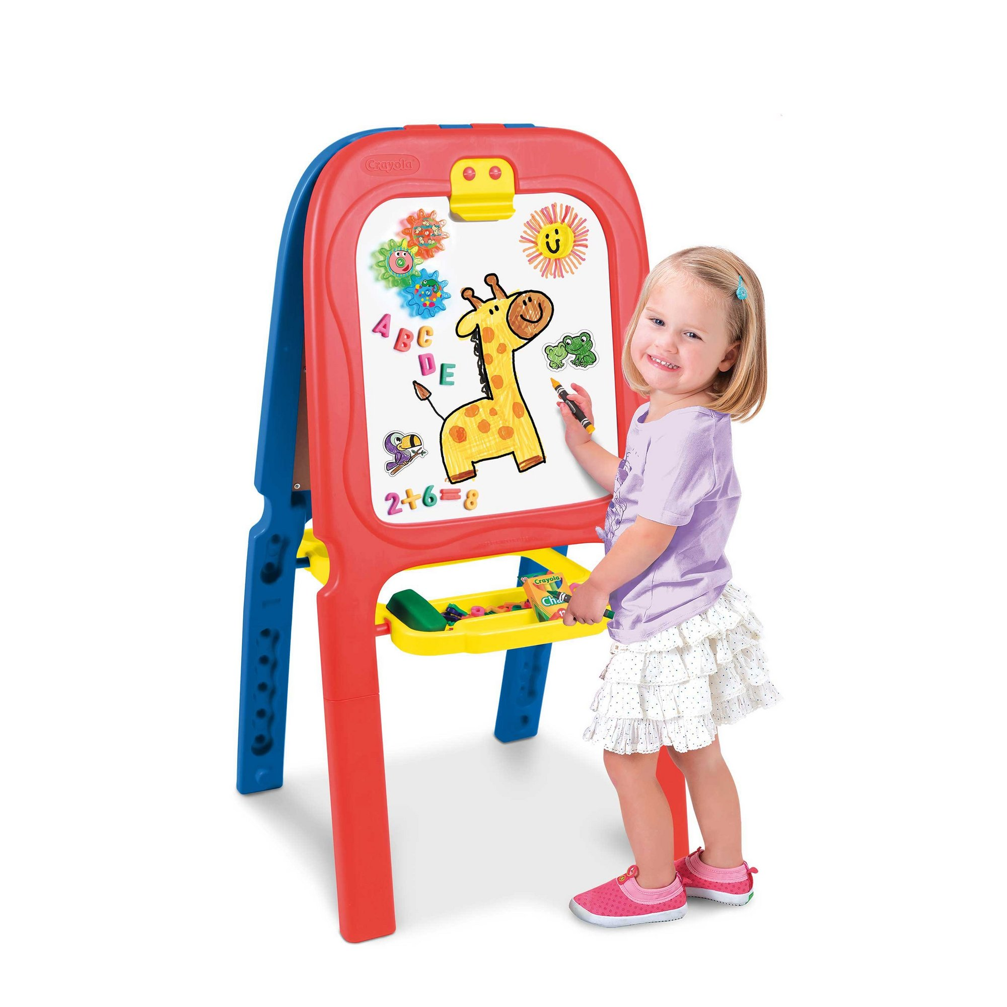 Image of Crayola 3-In-1 Double Easel