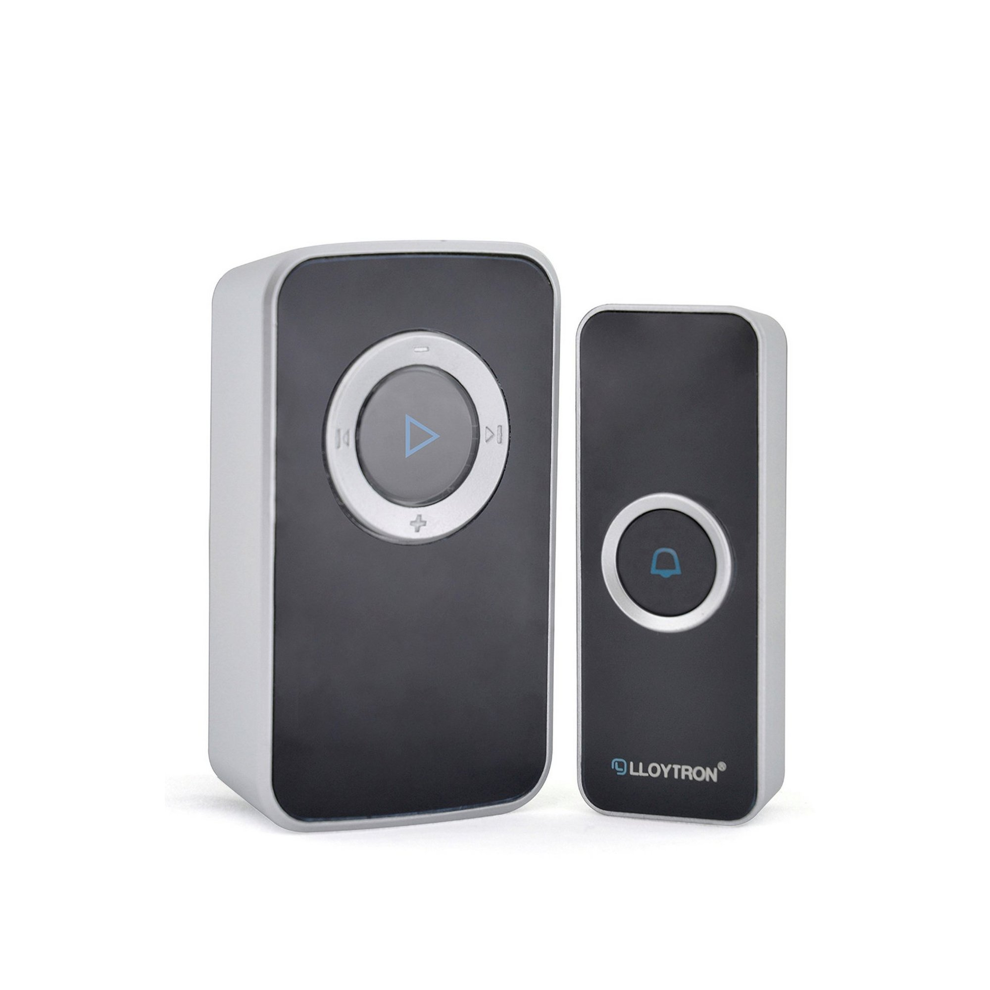 Image of Lloytron Melody MIP3 Lithium Rechargeable Portable Door Chime Kit