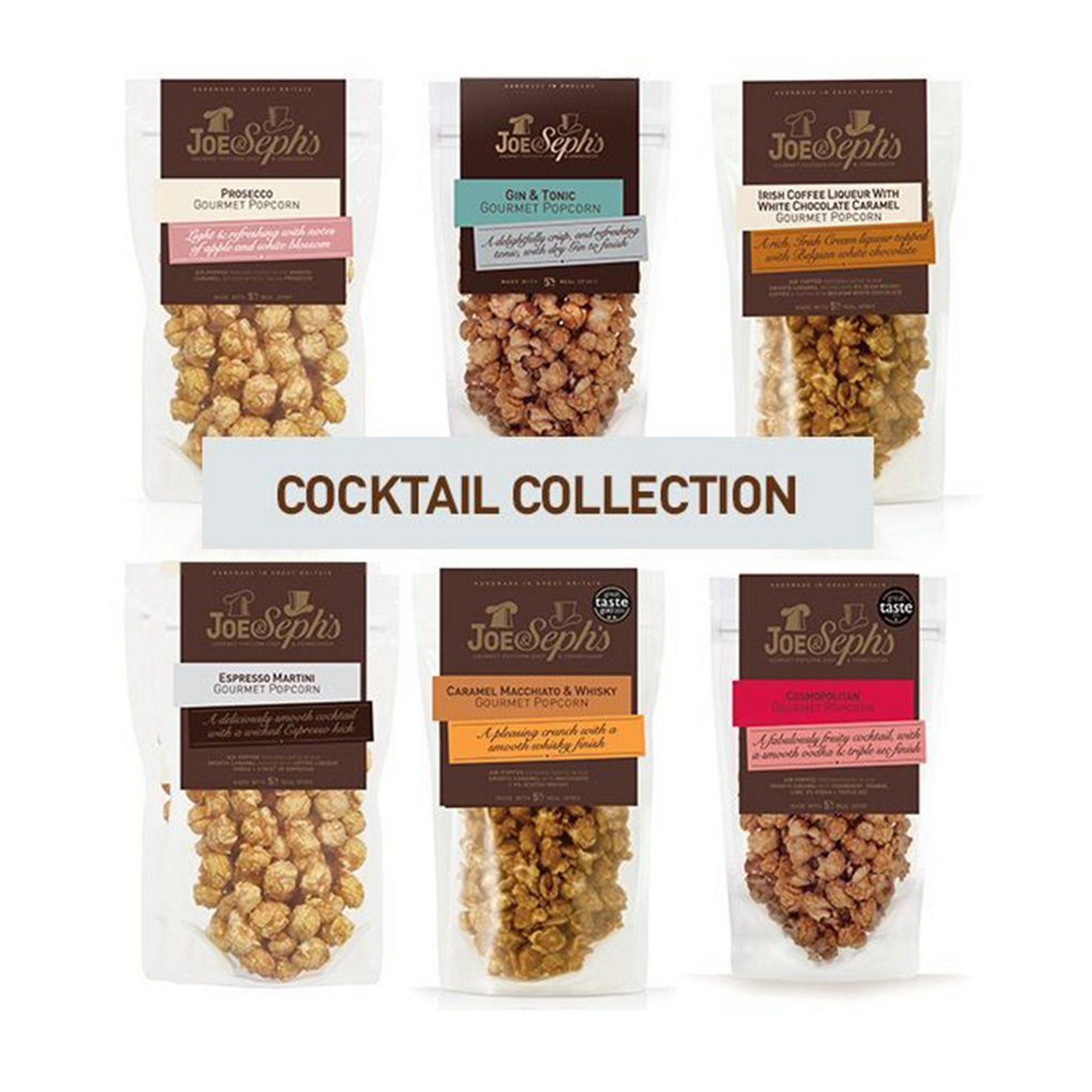 Image of Cocktail Popcorn Selection
