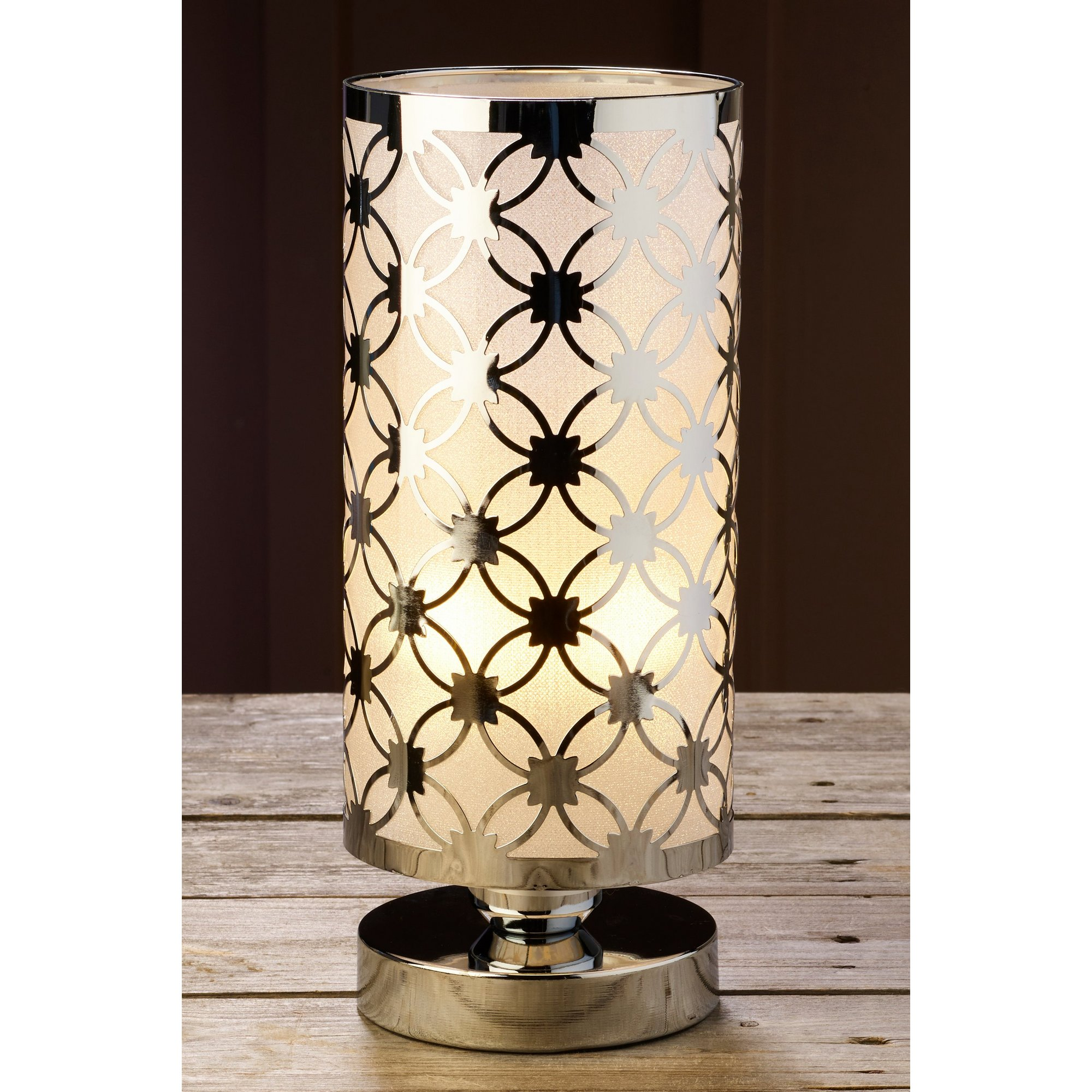 Image of Cylinder Touch Lamp