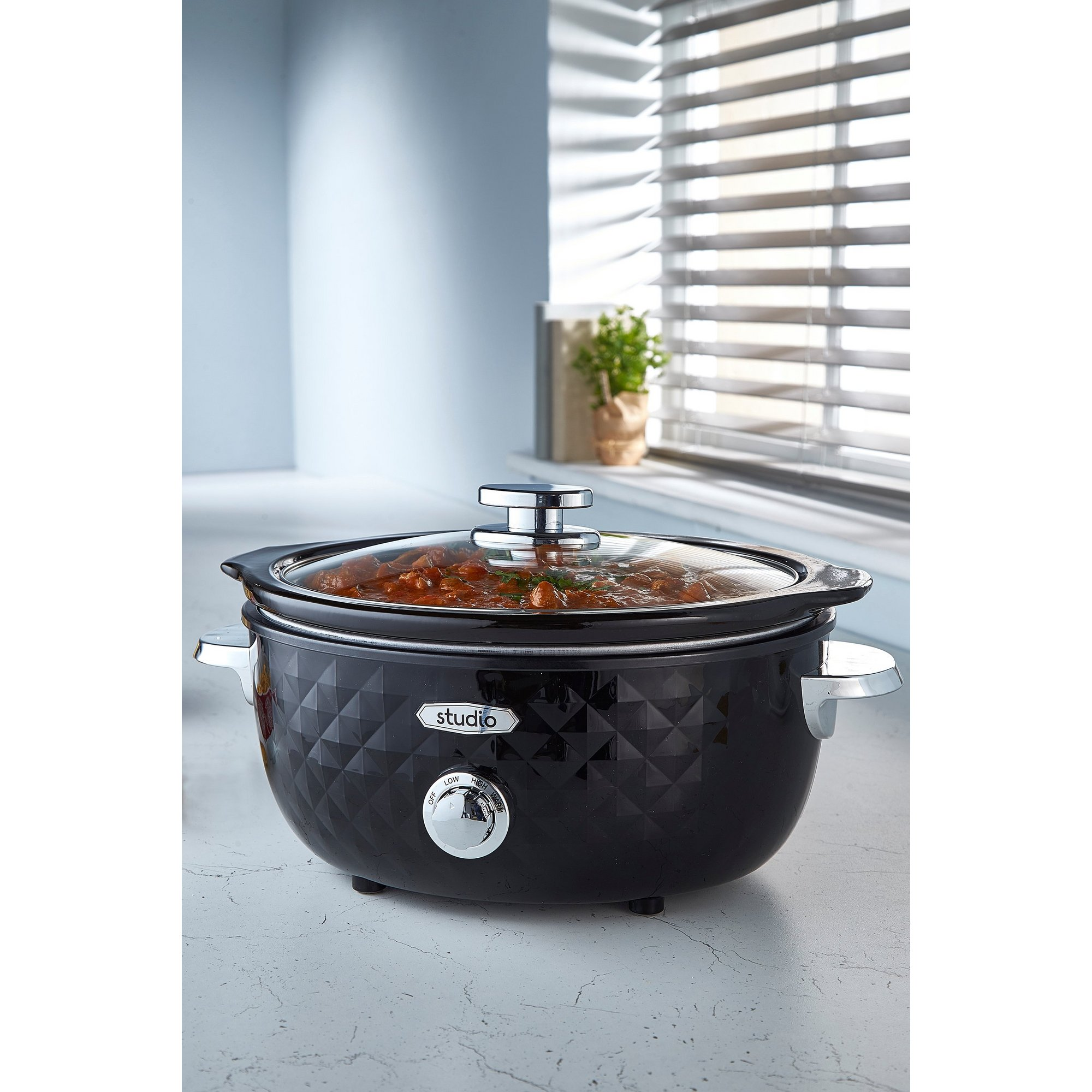 Image of 5.5 Litre Slow Cooker