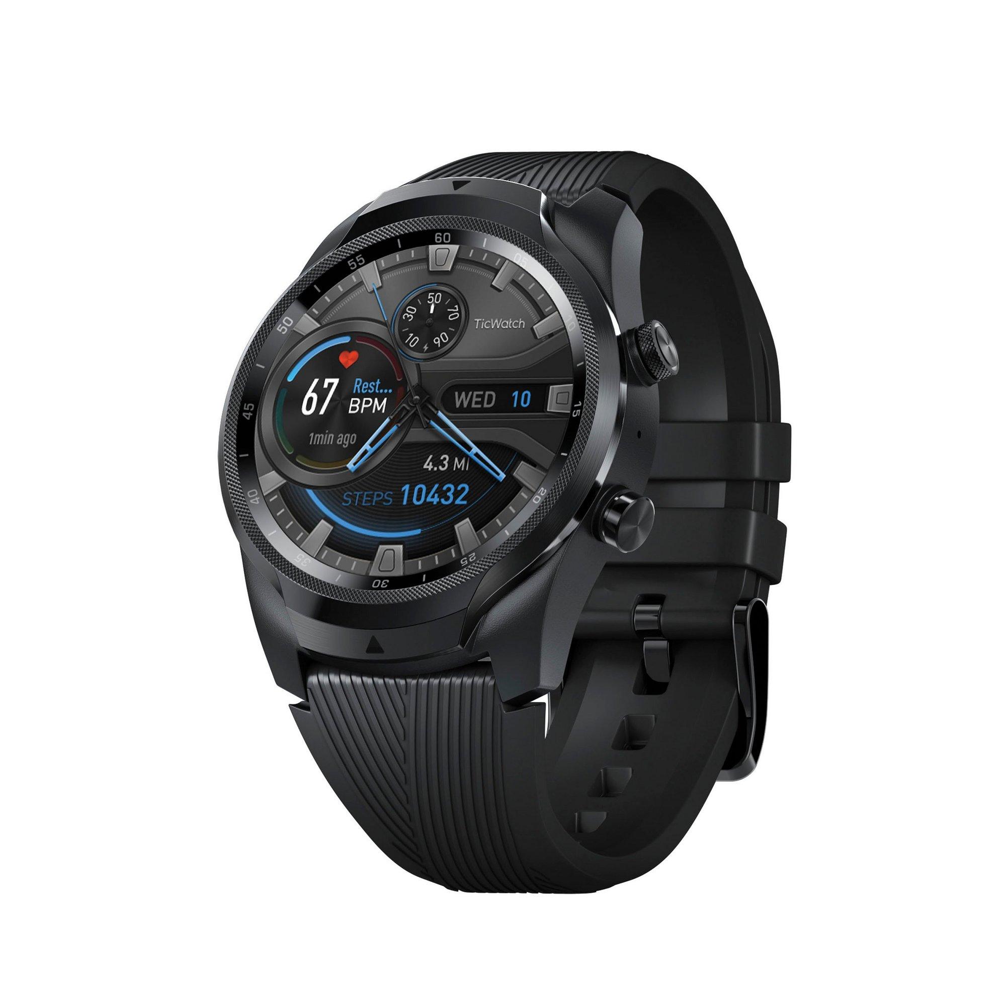 Image of TicWatch Pro 4G/LTE Smart Watch