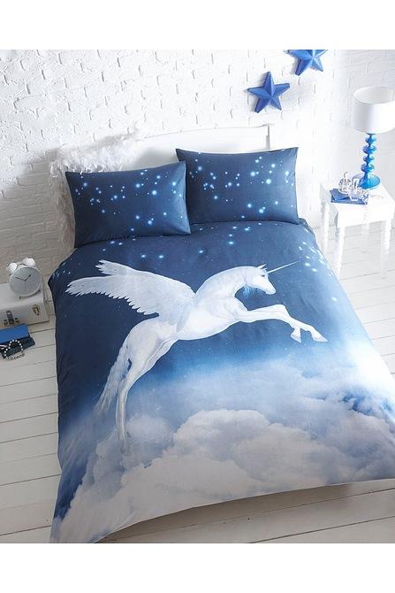 Image for Unicorn Duvet Set from studio